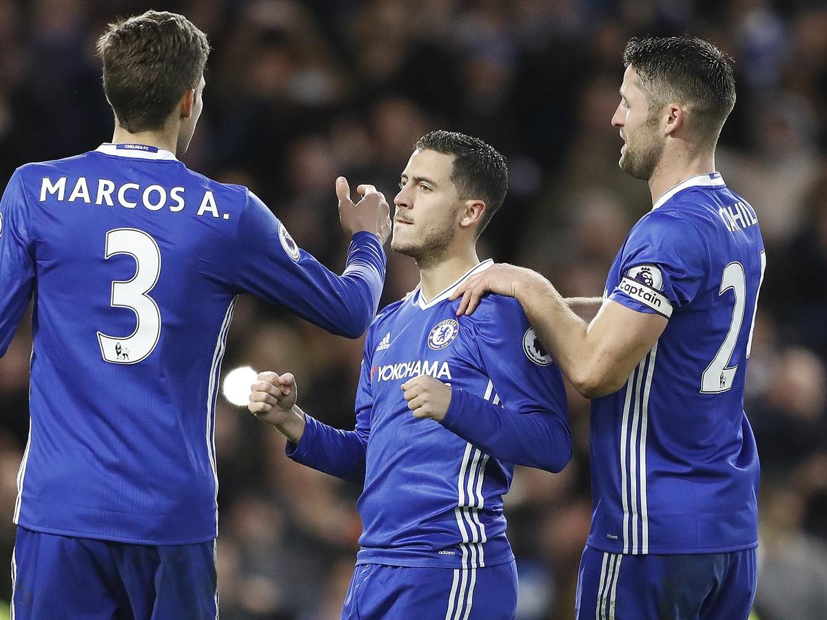 Chelsea puxa linha recorde: United não hesitou, Giroud salvou Arsenal