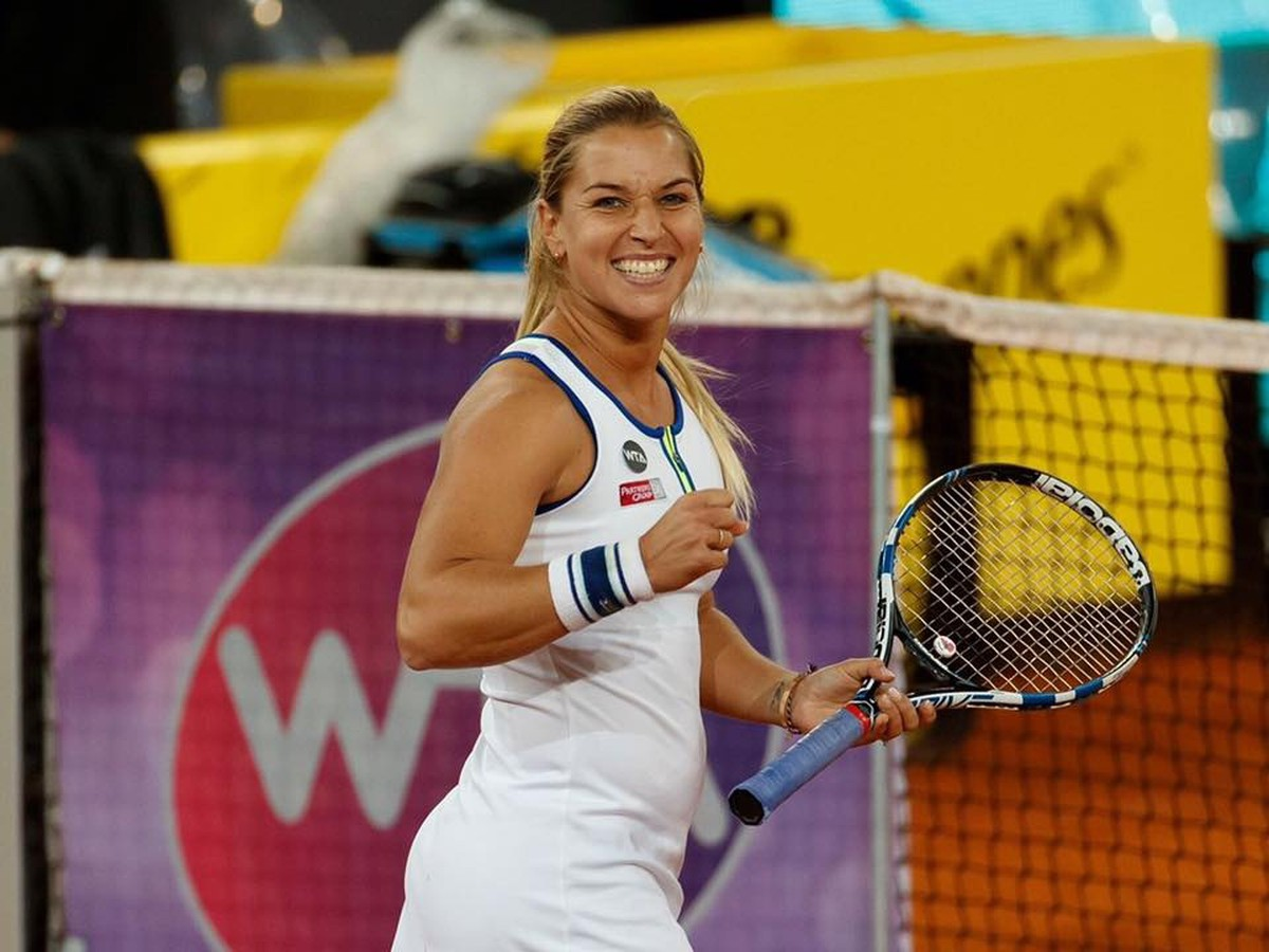 Cibulkova continua a longa jornada: depois de outra grande volta, são as semifinais