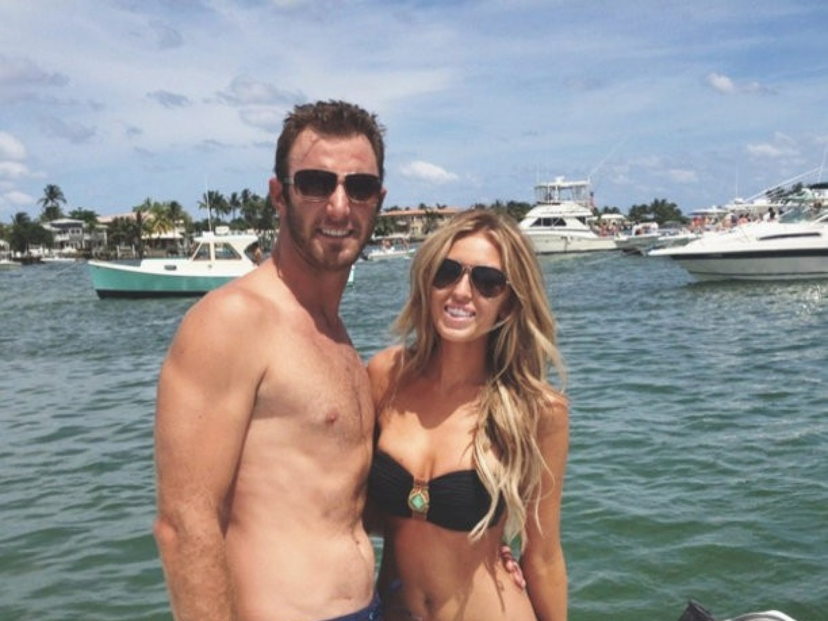 Pin Jarret Stoll And Katie Cassidy Large Picture Photo Of ...
