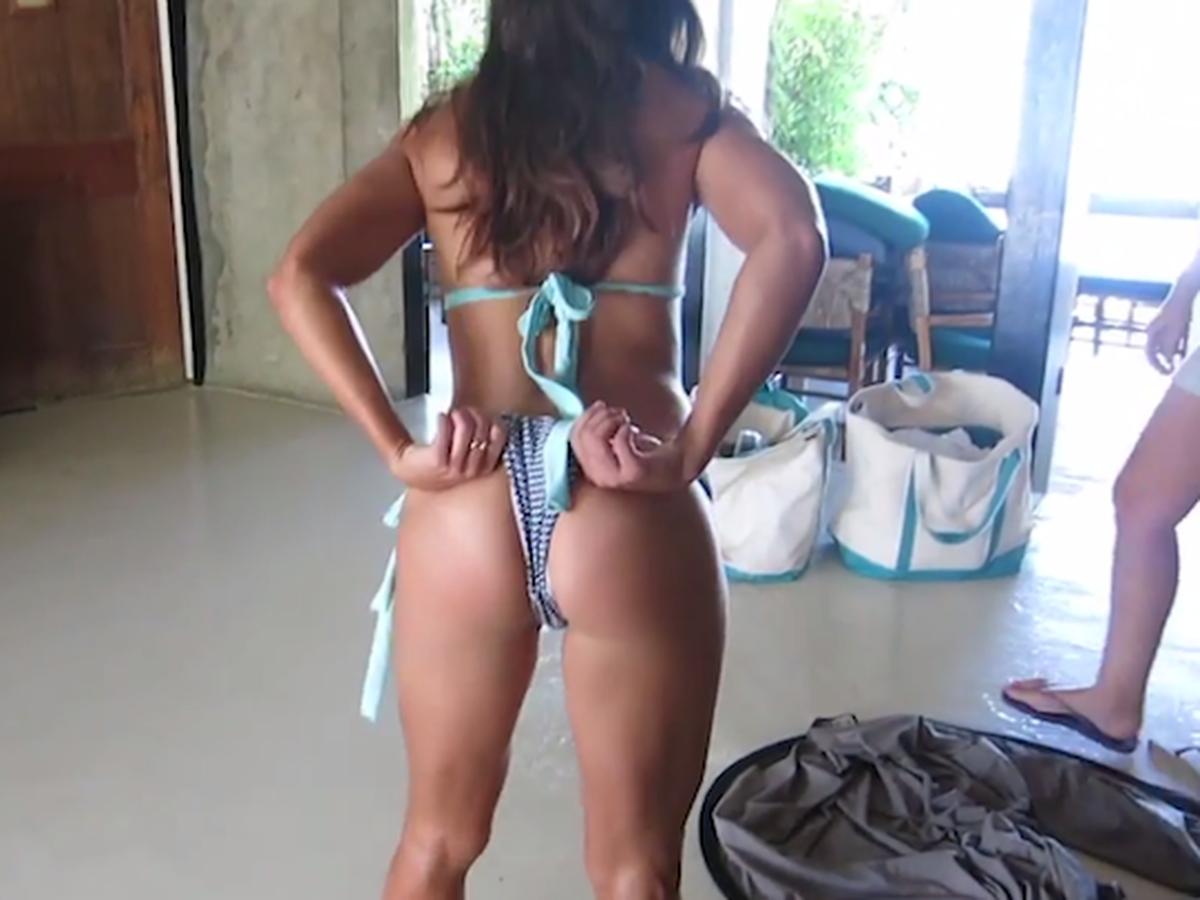 trisha naked and famous