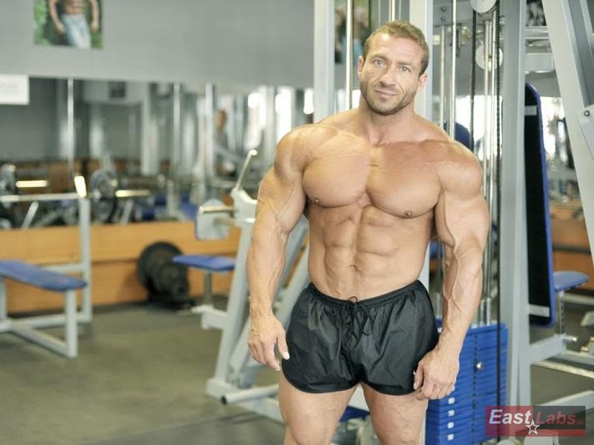 Jaroslav HORVATH - Best PRO Bodybuilder from Slovakia