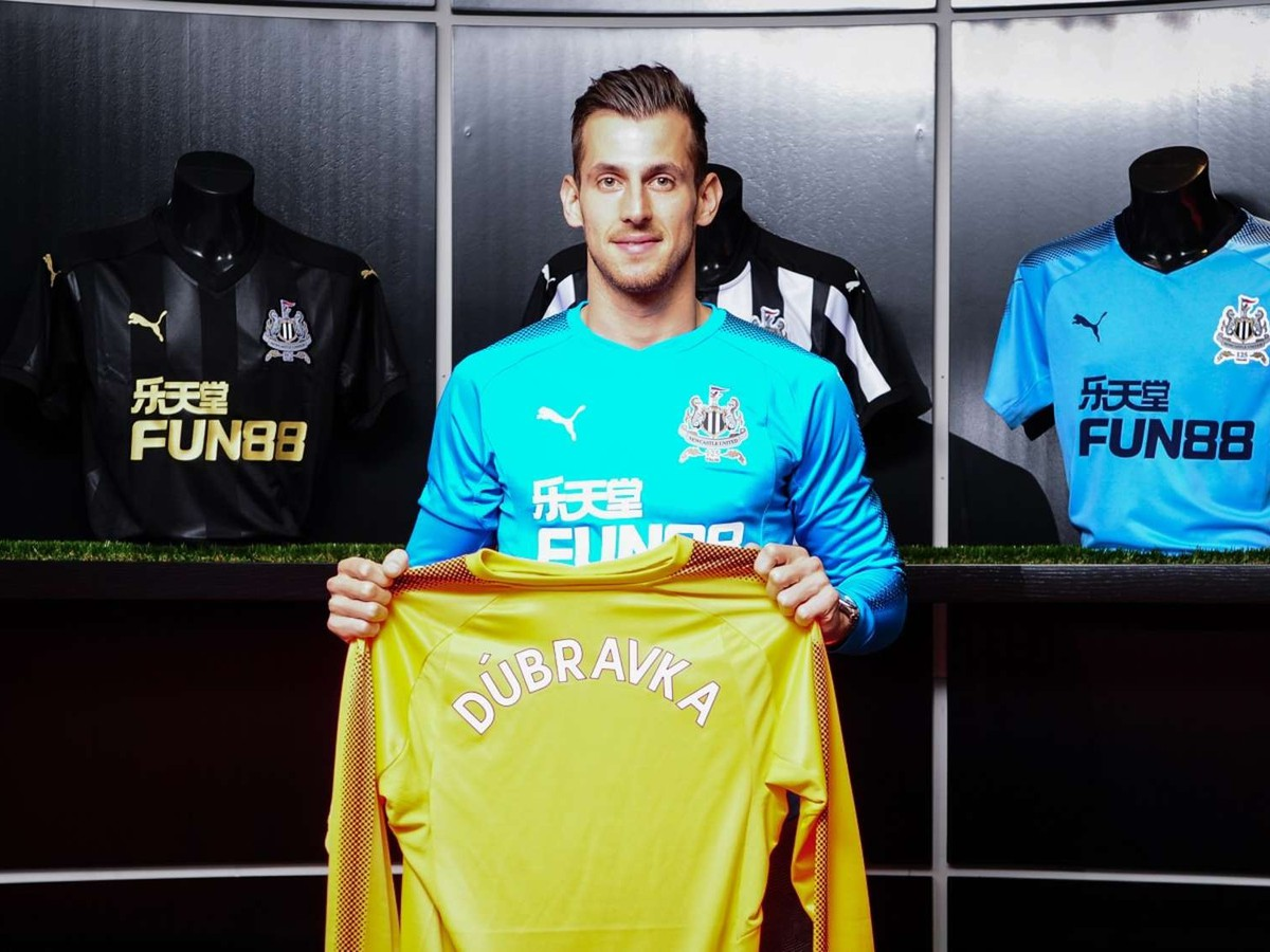 Martin Dúbravka v Newcastle United