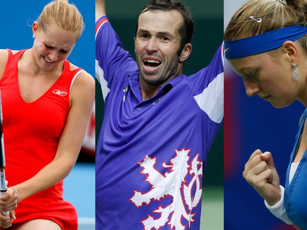 Škandál, aký český tenis nezažil: milenecká výmena storočia a