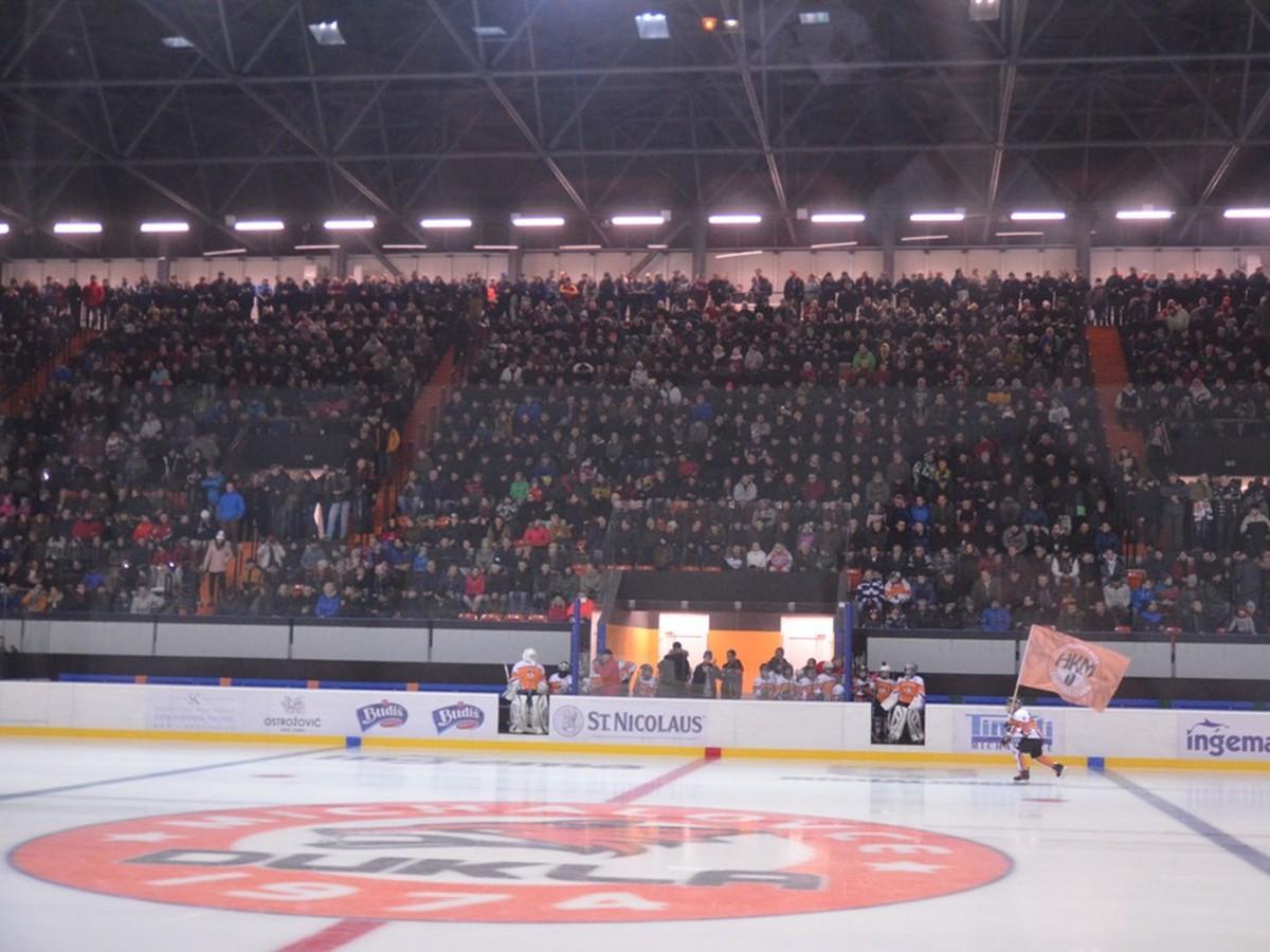 HK Dukla stadium Ingema Michalovce
