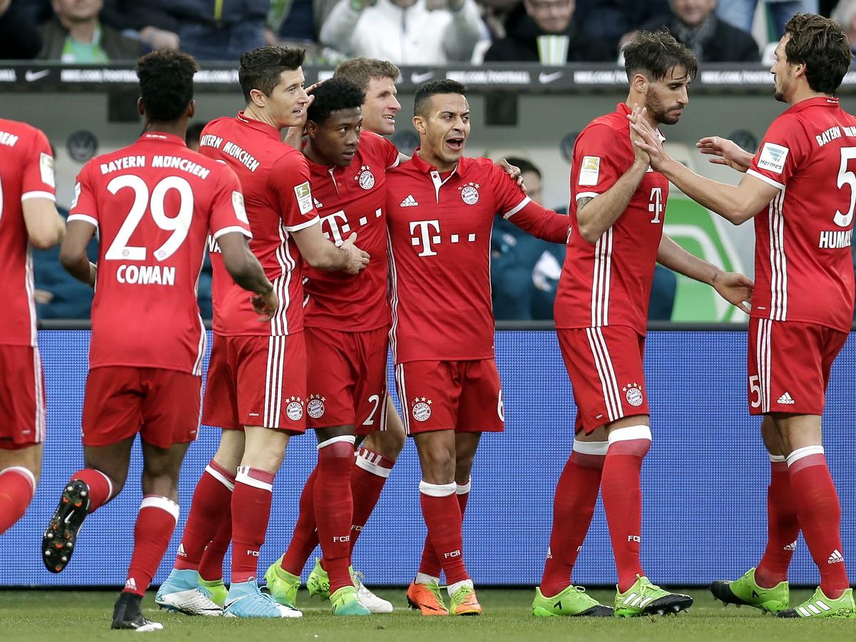 VIDEO Spečatené: Bayern poltuctom gólov oslávil piaty nemecký titul v sérii!