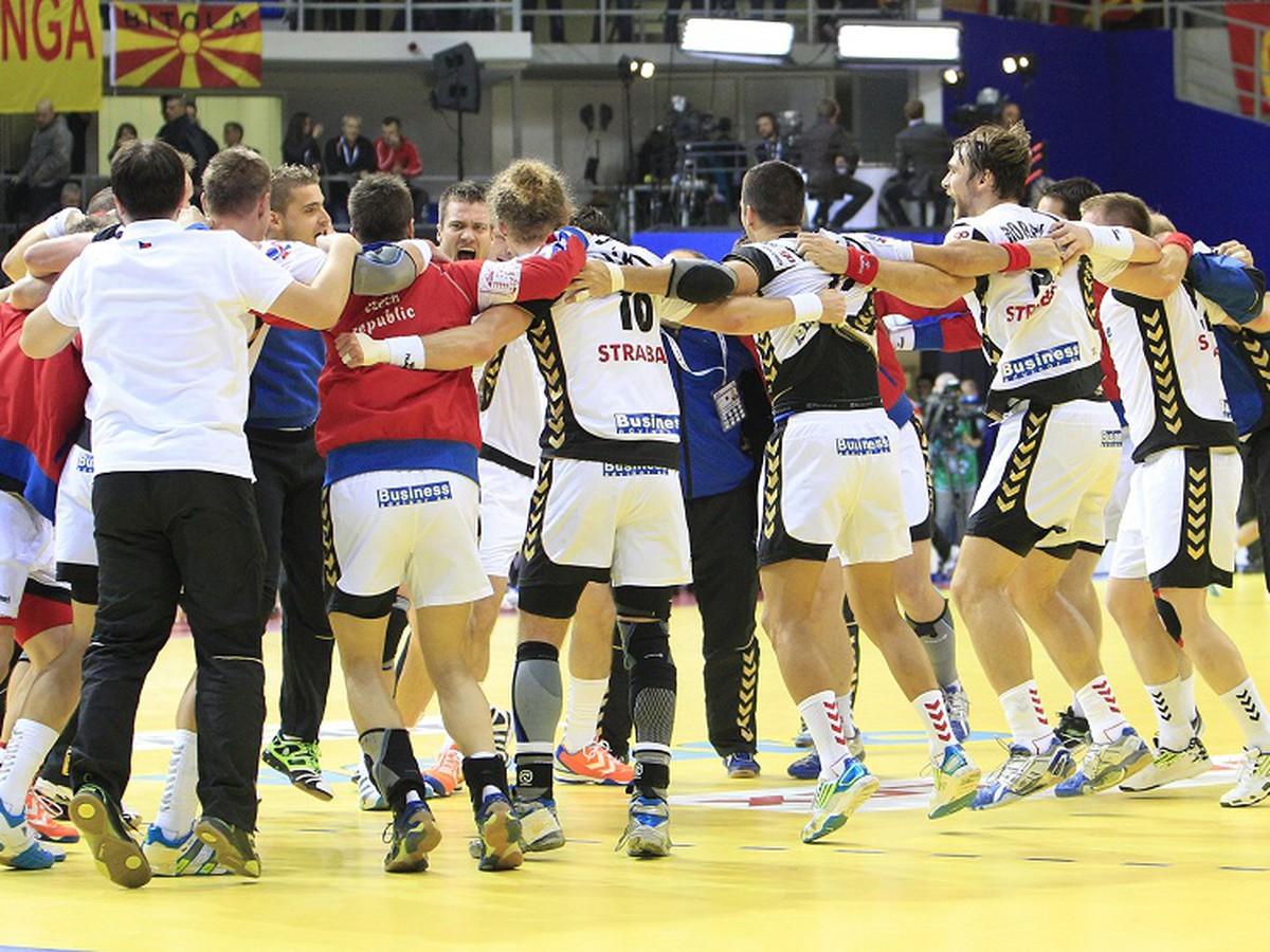 Českí hádzanári to budú mať náročné: Takto vyzerá zloženie skupín na európskom šampionáte