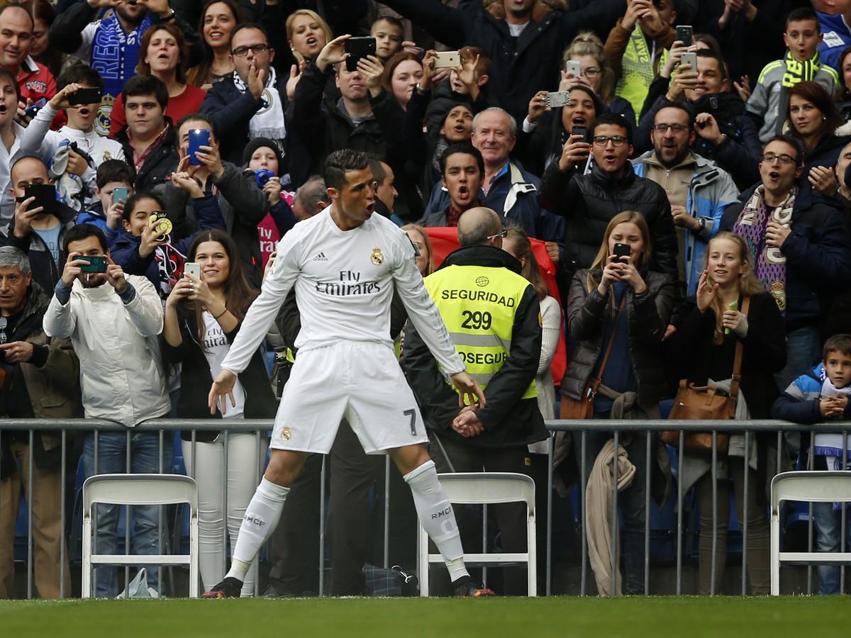 VIDEO Real nevzdáva boj o ligový trón: Ronaldo vyškolil súperovu obranu už v tretej minúte