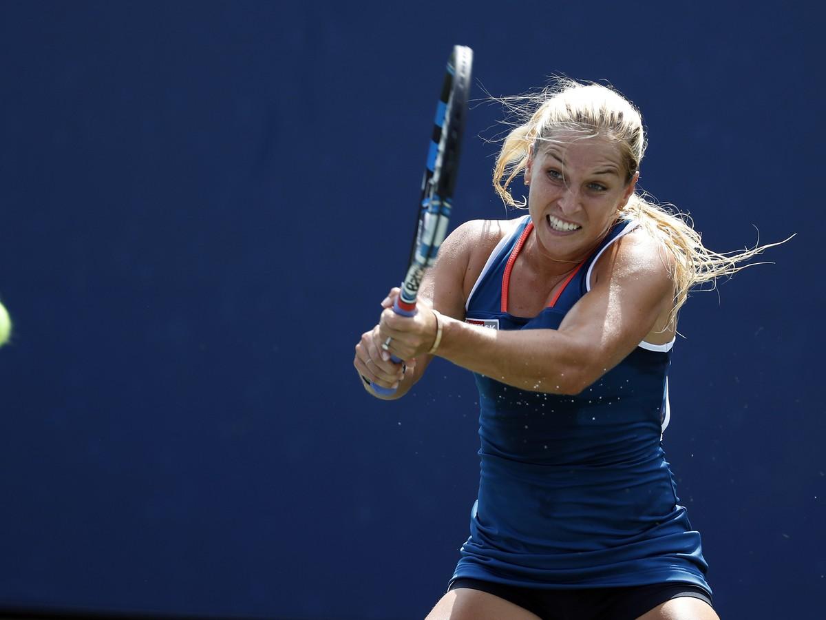 To je ale bojovníčka: Cibulková postúpila napriek zraneniu do 3. kola US Open!