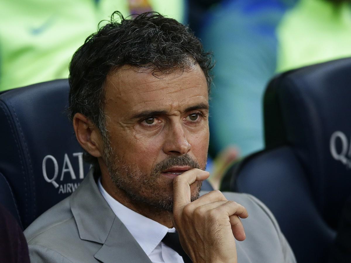 Tréner Luis Enrique sa lúči s Barcelonou: Toto má byť jeho nástupca!