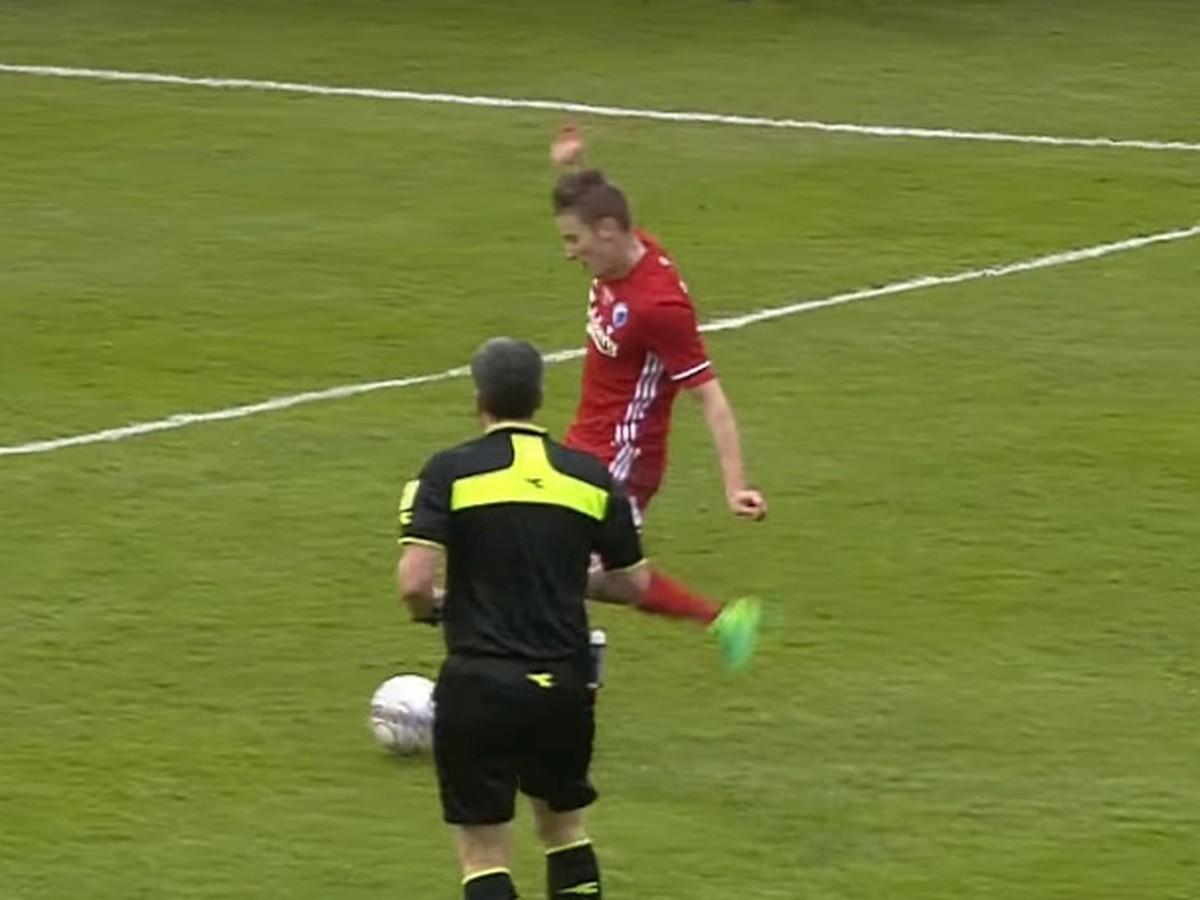 VIDEO Greguš v Dánsku s gólovou lahôdkou: Delovkou posunul svoj tím do finále!