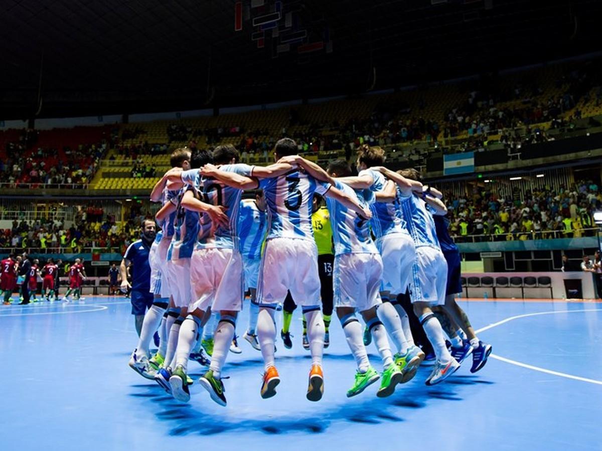 Futsalisti Argentíny vyradili favorizované Portugalsko a mieria do finále šampionátu