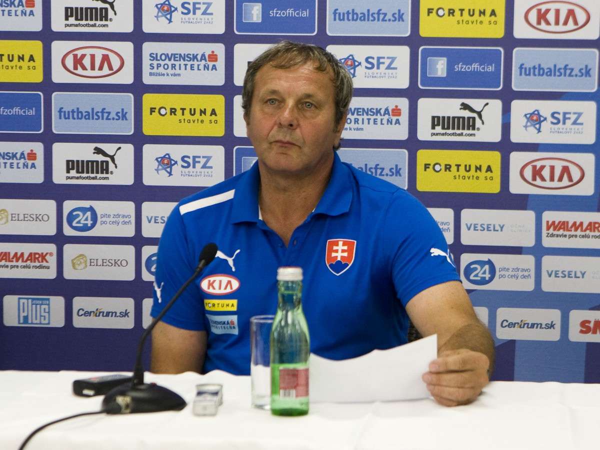 Tréner Kozák sa postavil realite do očí: Toto je pravda o našich reprezentantoch