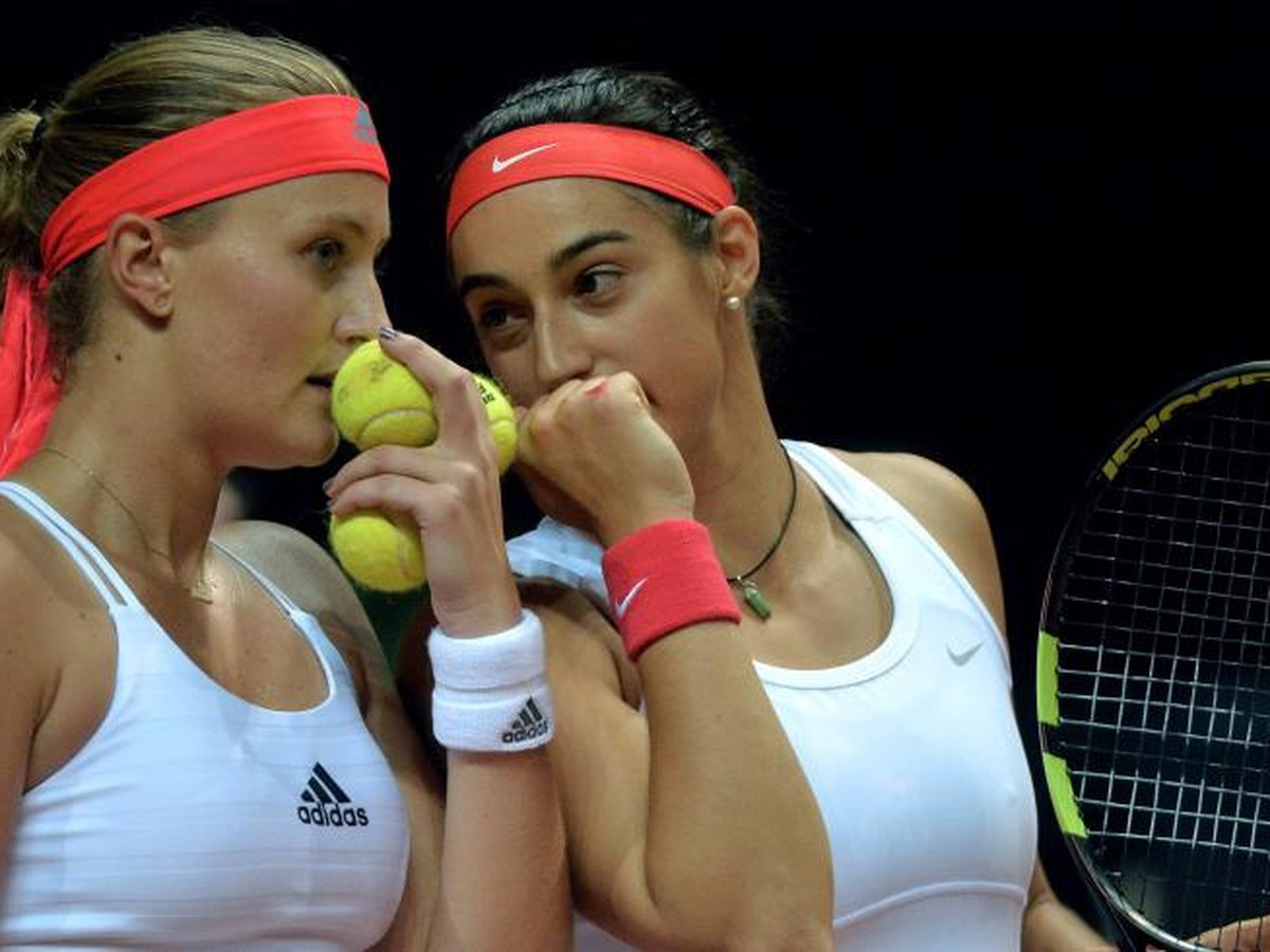 Škandál pred finále Fed Cupu: Dve najlepšie Francúzky boli nečakane vyradené z tímu!