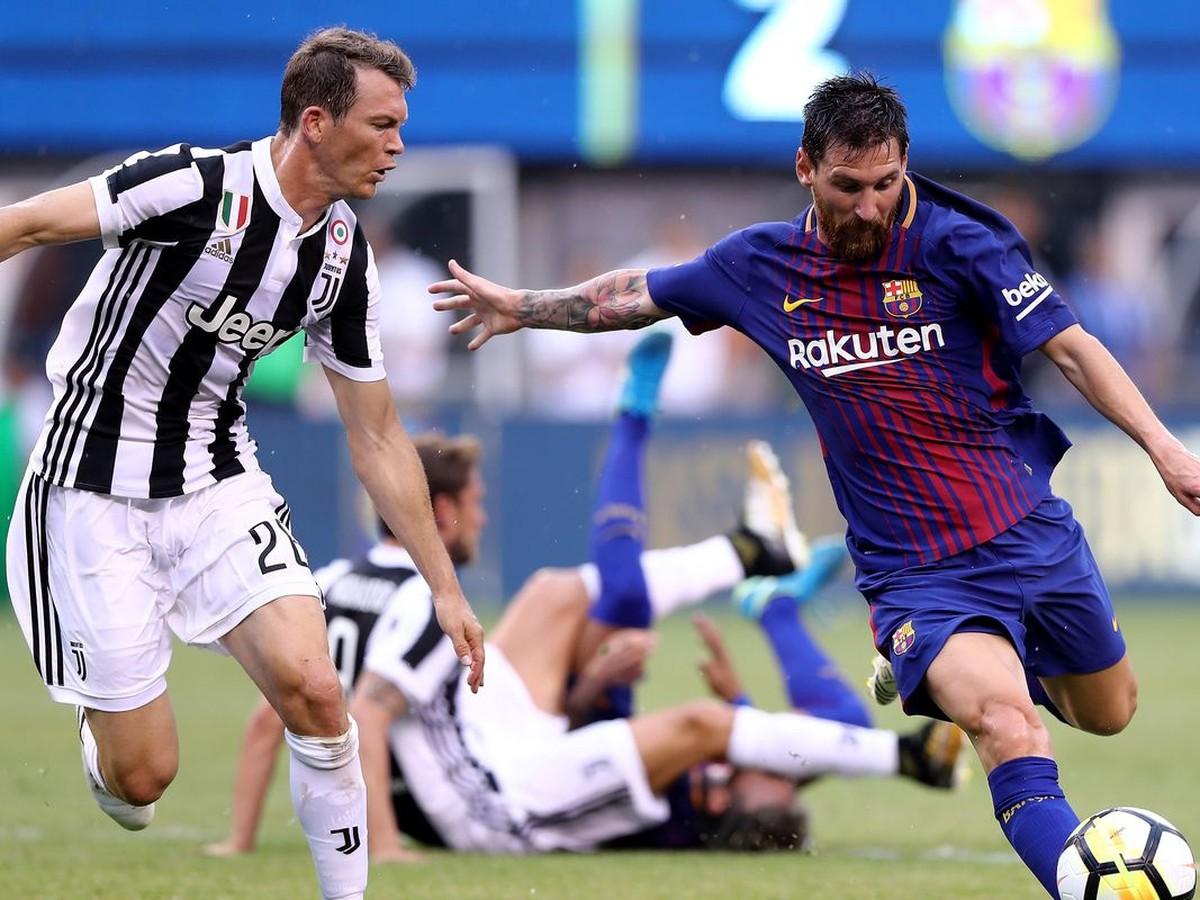 VIDEO PSG na Pohári majstrov stále bez výhry, Barcelona si poradila s Juventusom