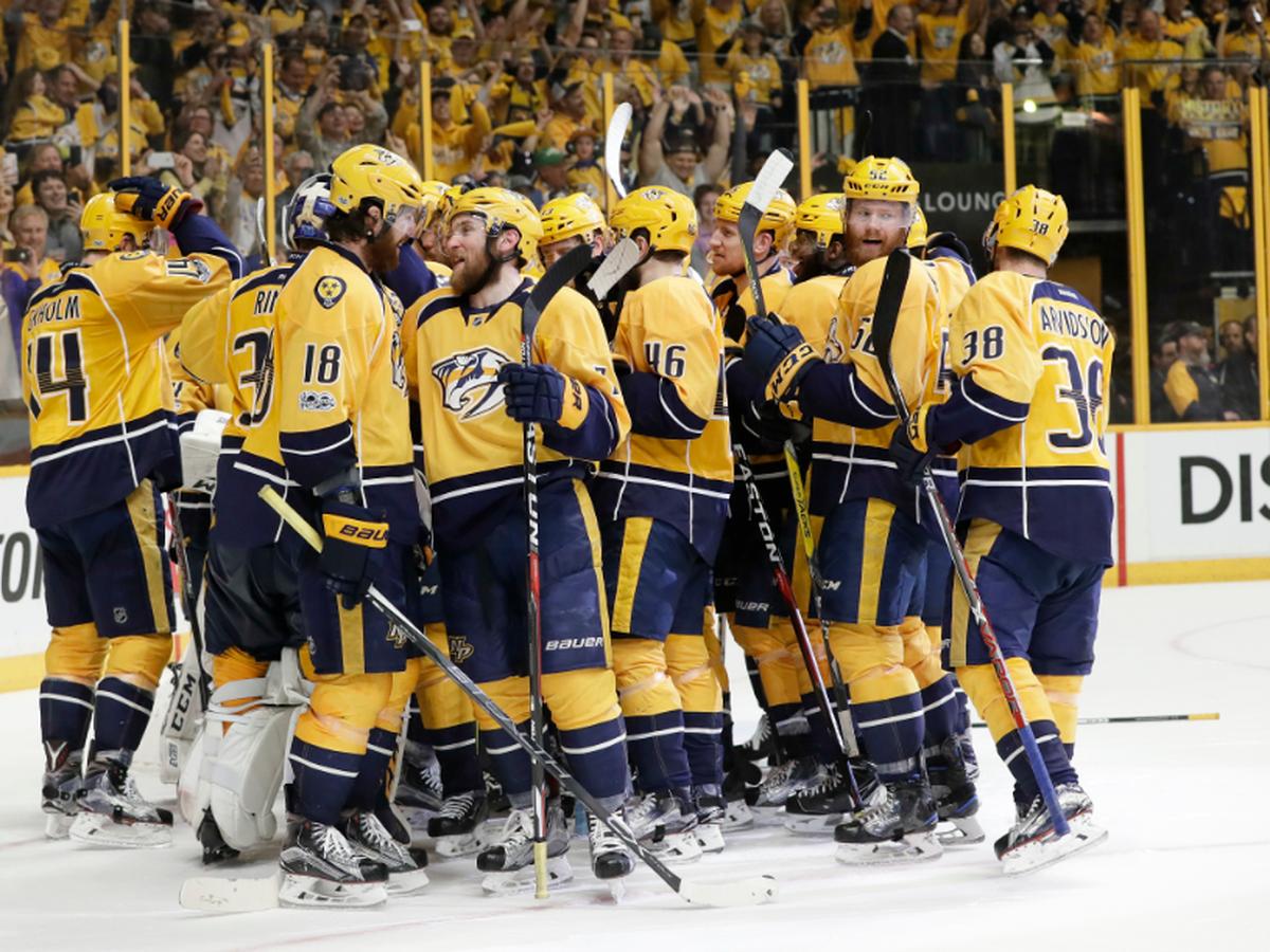 VIDEO Spanilá jazda pokračuje: Predátori prepísali dejiny a zahrajú si finále Stanley Cupu