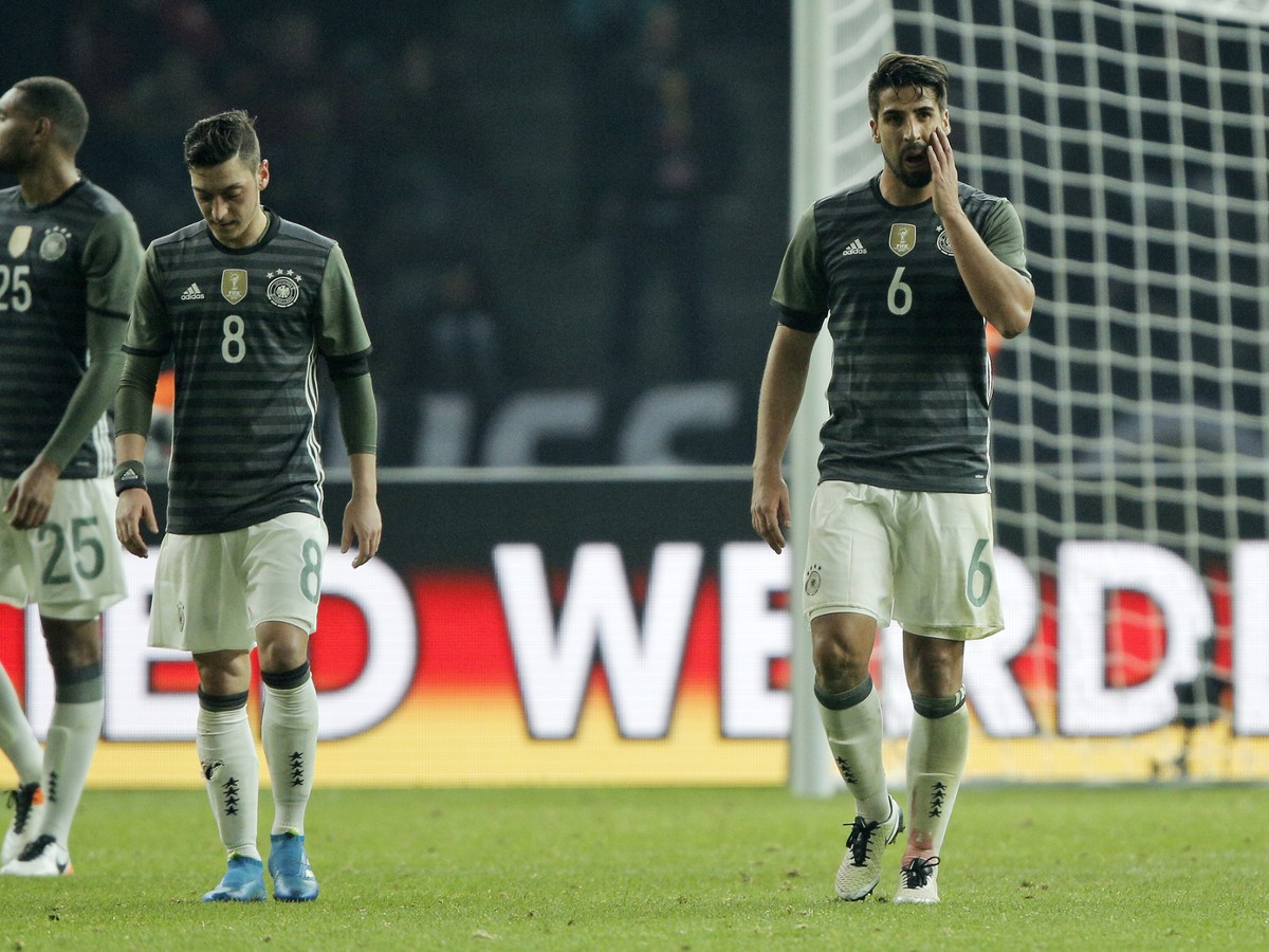 Kapitán Nemcov Khedira otvorene: Toto nás v zápase so Slovákmi vykoľajilo