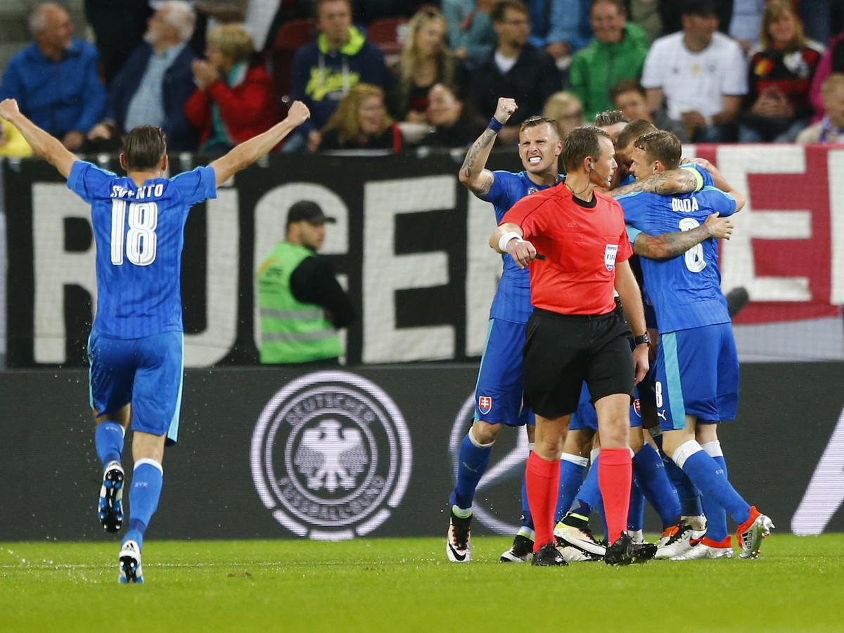 Ohlasy médií po skvelom triumfe Slovenska: Babráckosť a potupa pre Nemecko!