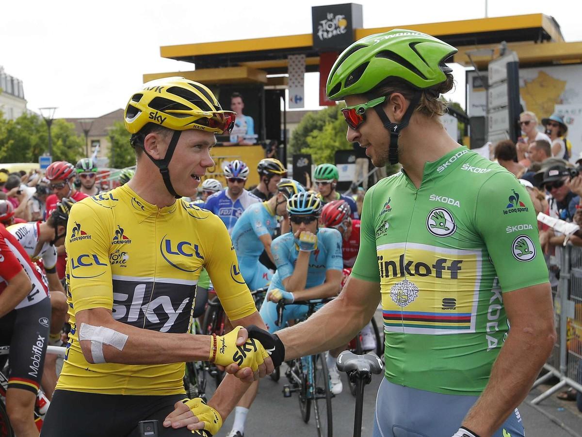Počas Tour de France prebiehalo veľké pátranie: Nevyhol sa tomu ani Sagan či Froome!