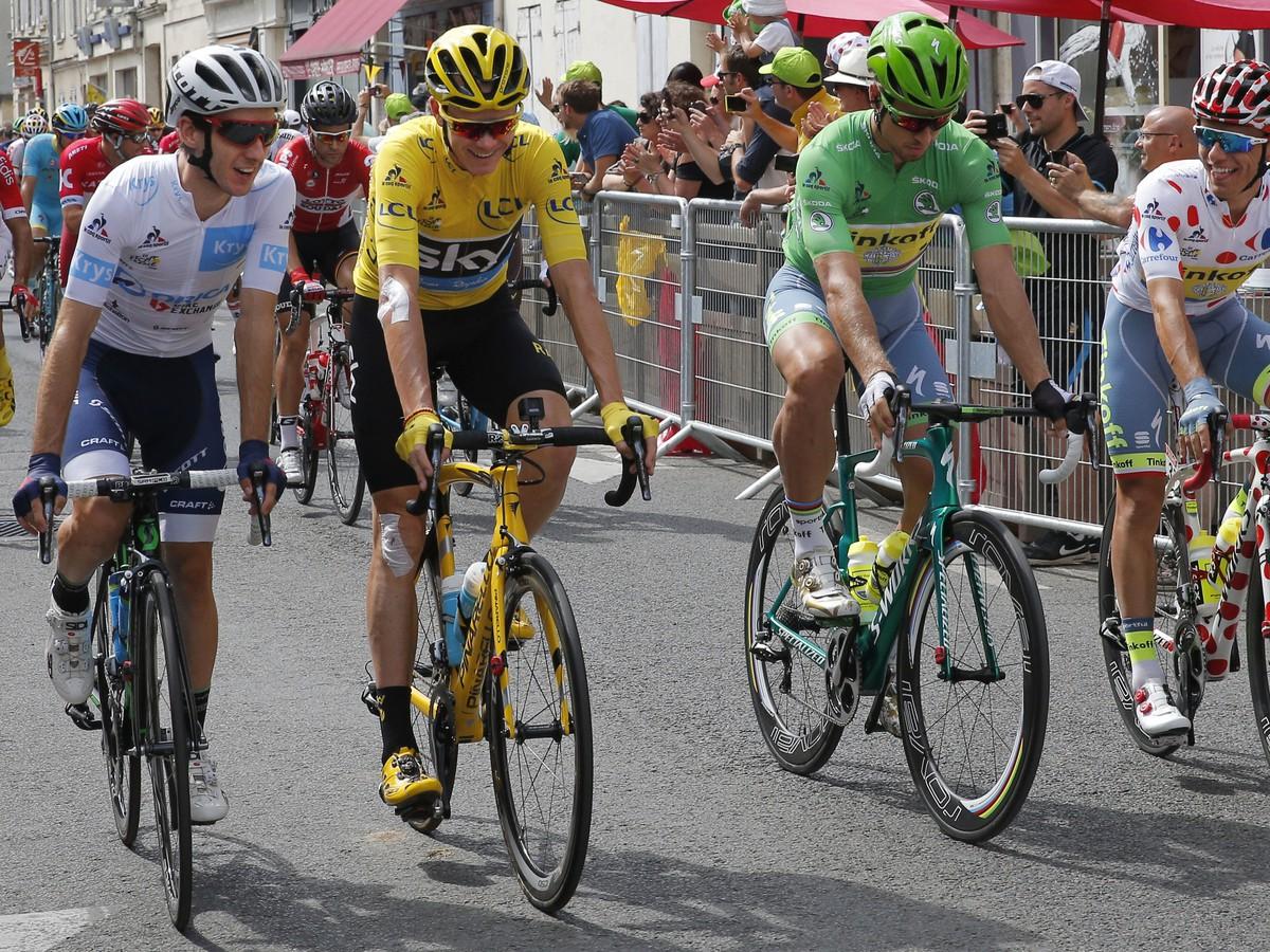 VIDEO Froome doplachtil k 3. triumfu, Saganovi chýbalo niekoľko centimetrov: Ohlasy médií