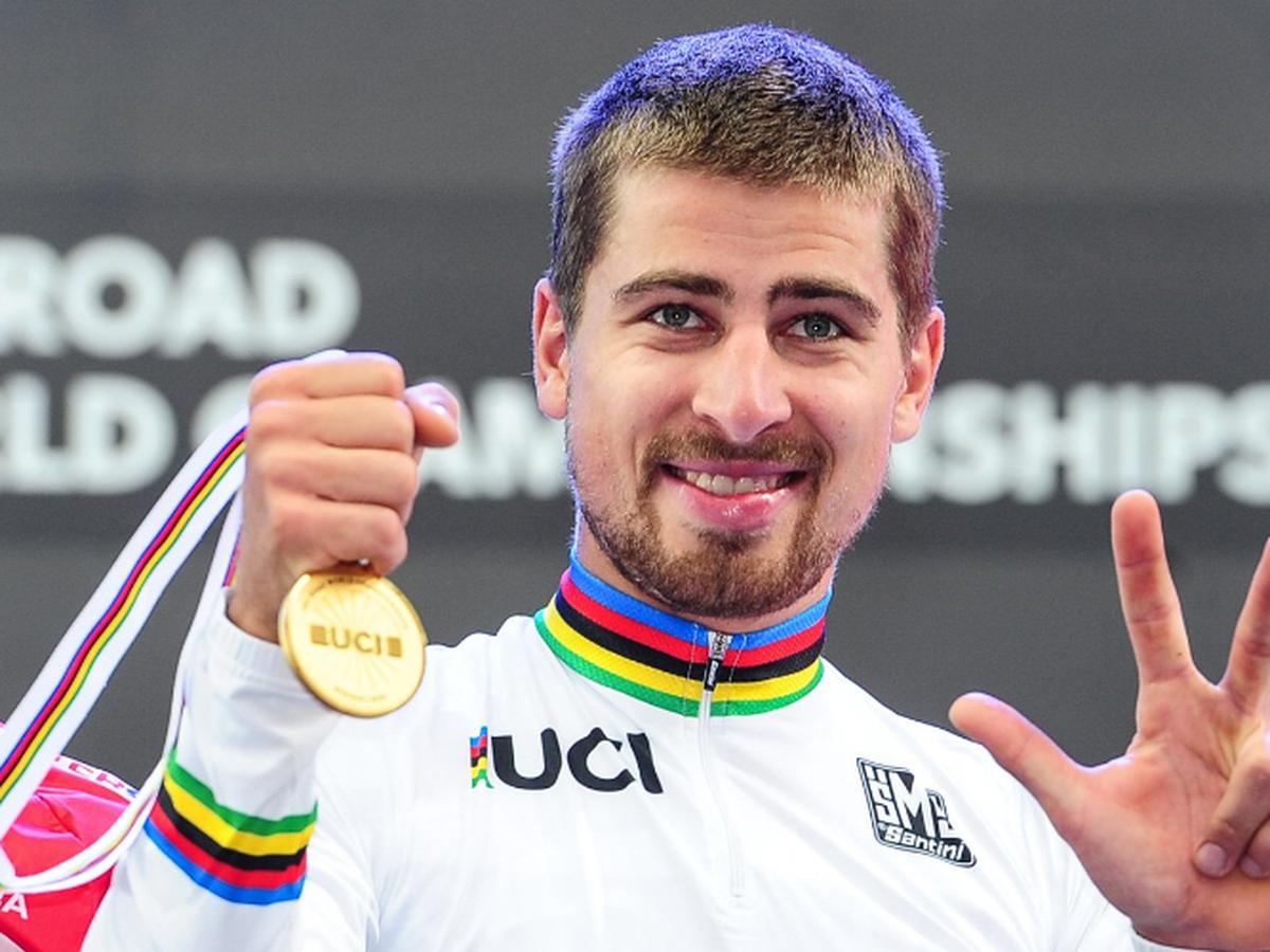 Nezvyčajné prirovnanie na adresu majstra sveta: Sagan je cyklistický Hamilton!