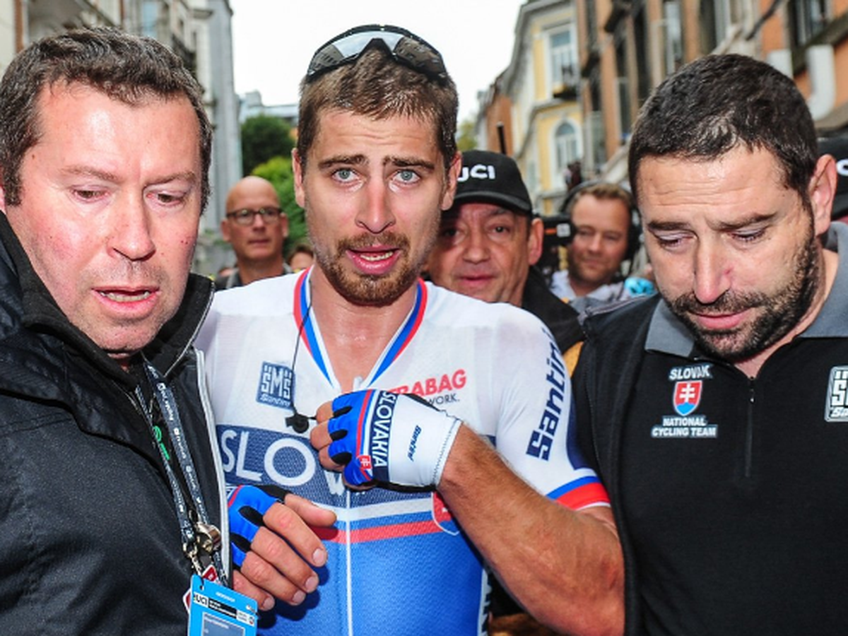 VIDEO Sagan ukázal veľké srdce: Triumf venoval tragicky zosnulému priateľovi!