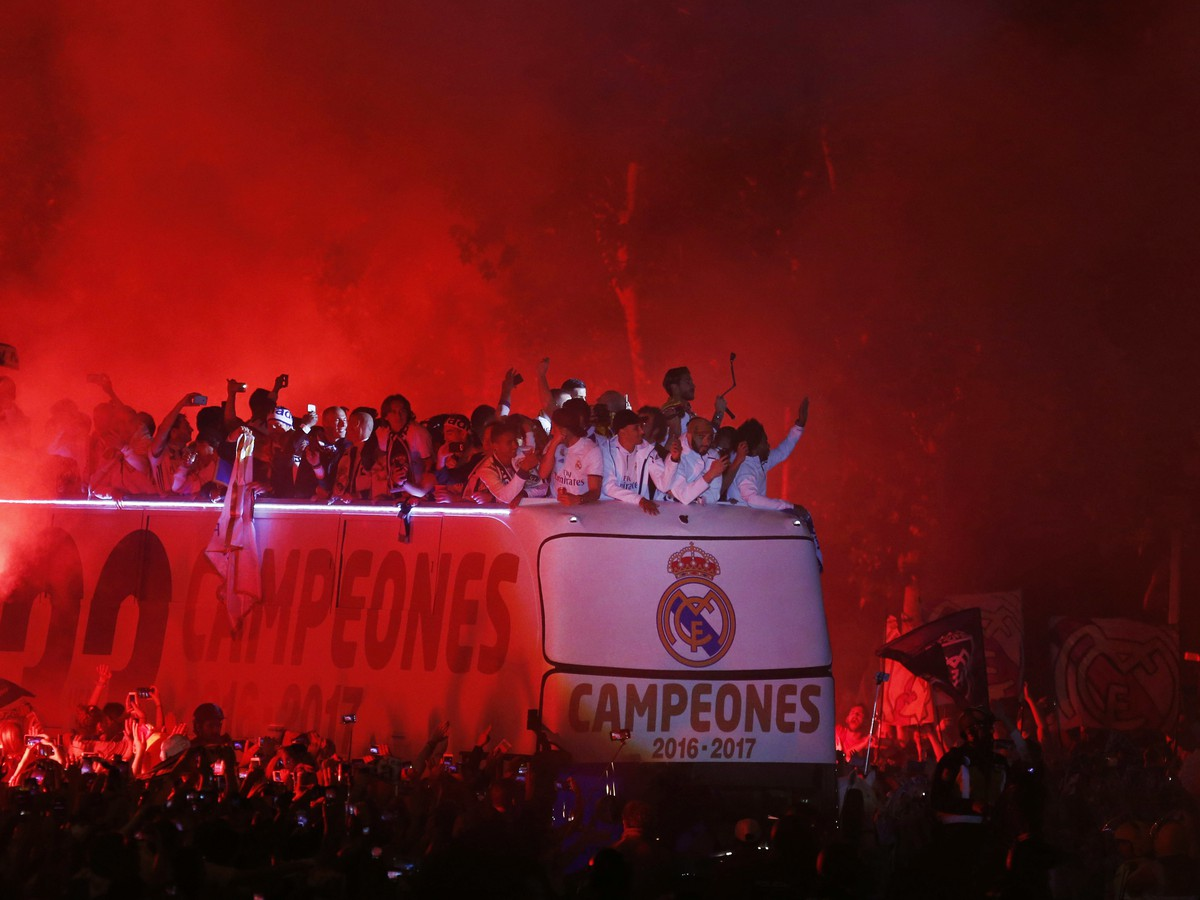 VIDEO Ronaldo hlavným ťahúňom majstrovských osláv titulu: Real Madrid, milujem ťa!