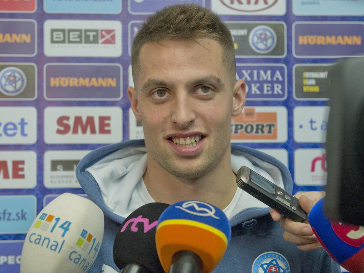 Mak má za sebou najlepšiu sezónu, zameria sa už na EURO: Chceme potešiť fanúšikov