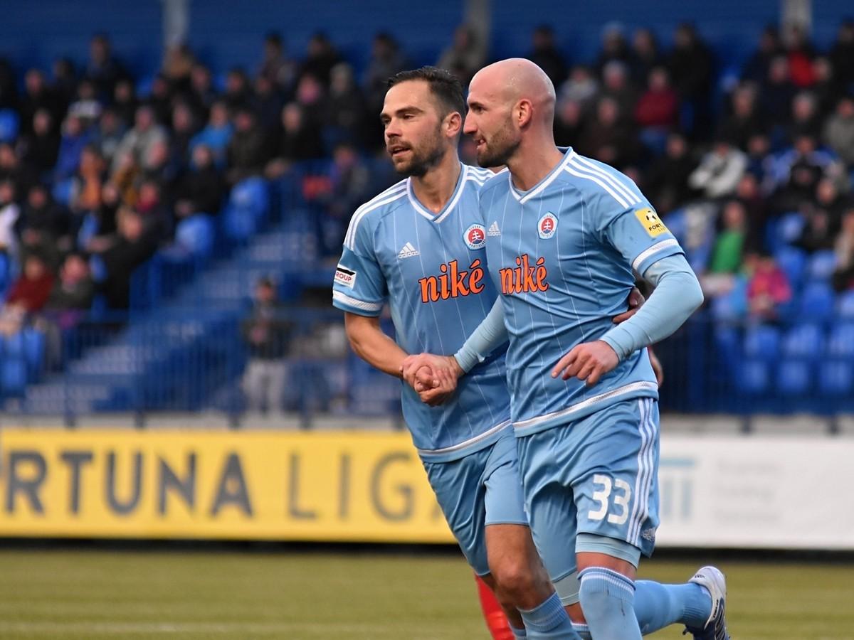 Slovan v dramatickom dueli so Zlínom: Víťaza Česko-slovenského superpohára určili až penalty!