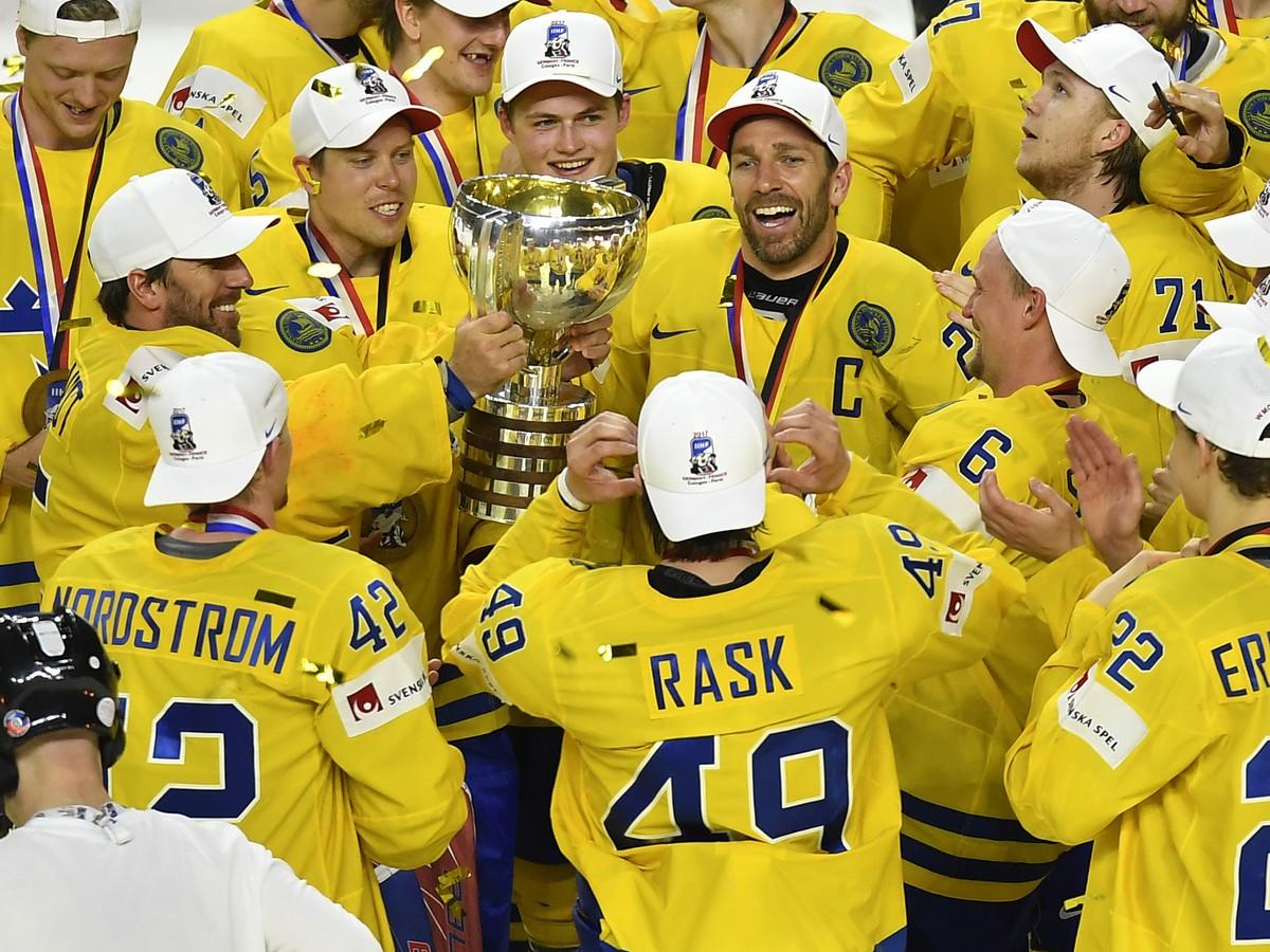Hokejový šampionát napísal krásny príbeh: Dvojičkám Lundqvistovcom sa splnil sen z detstva