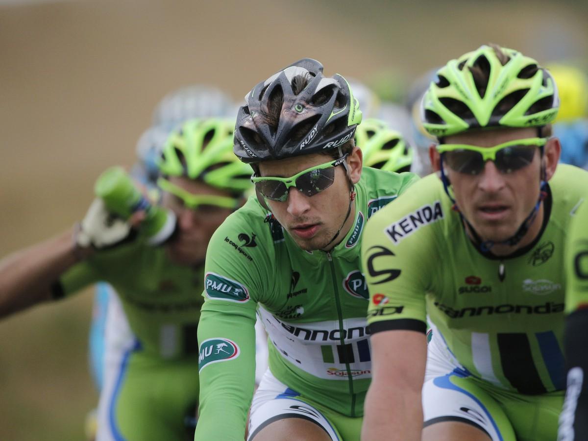 Kvôli Saganovi zmenili pravidlá: Slovákovi musia skomplikovať boj o štvrtý zelený dres