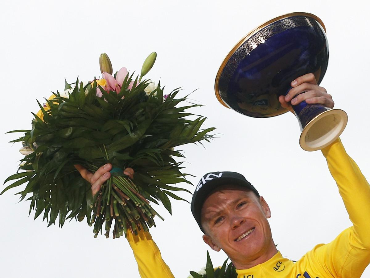 Froome už myslí na ďalší triumf: Vyhrať Tour a Vueltu v jednom roku by bolo neuveriteľné!