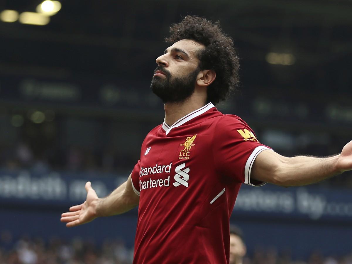 Mohamed Salah píše v