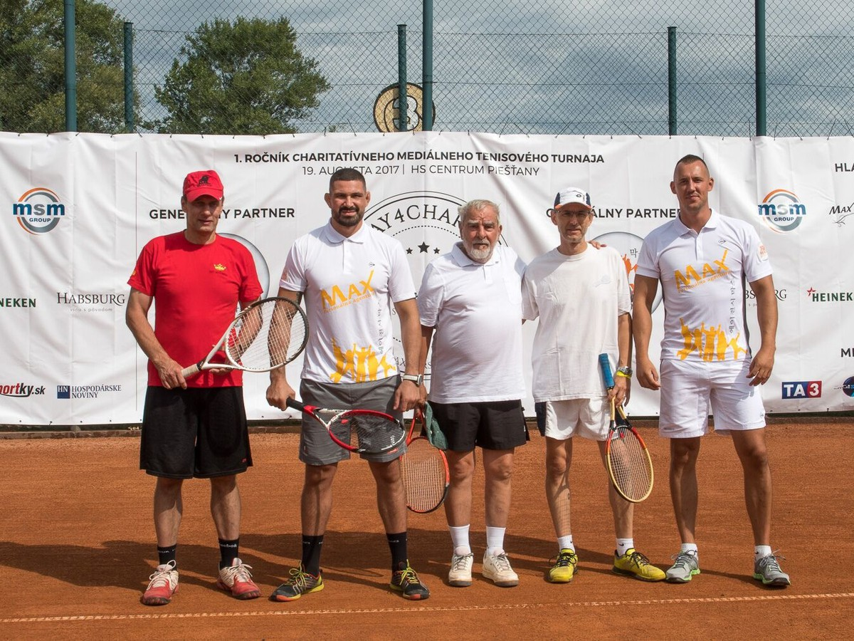 Slovaks, Karhan and Filc: they go to the famous faces of Zvolen to support something good