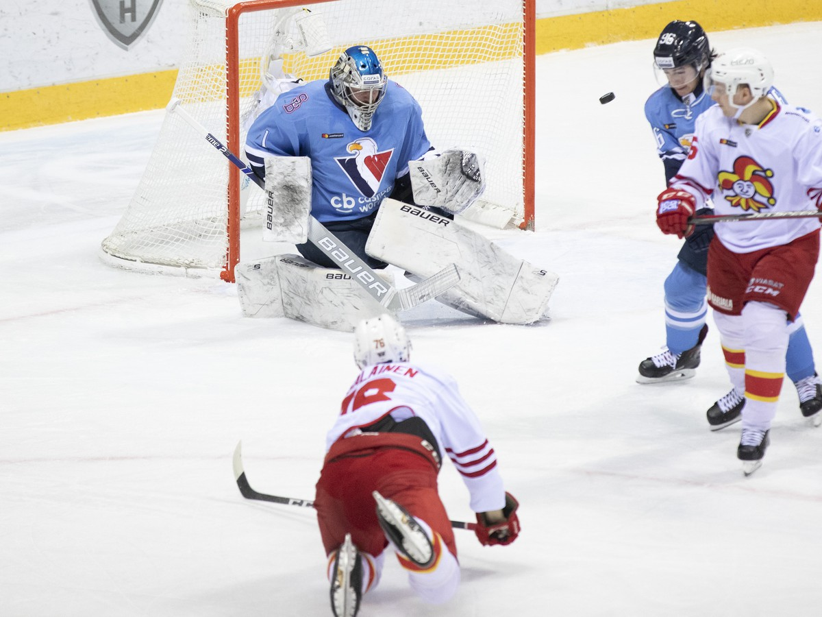 Honest success has come in the last few seconds: Hokkie Slovan has closed a year with Jokeritom