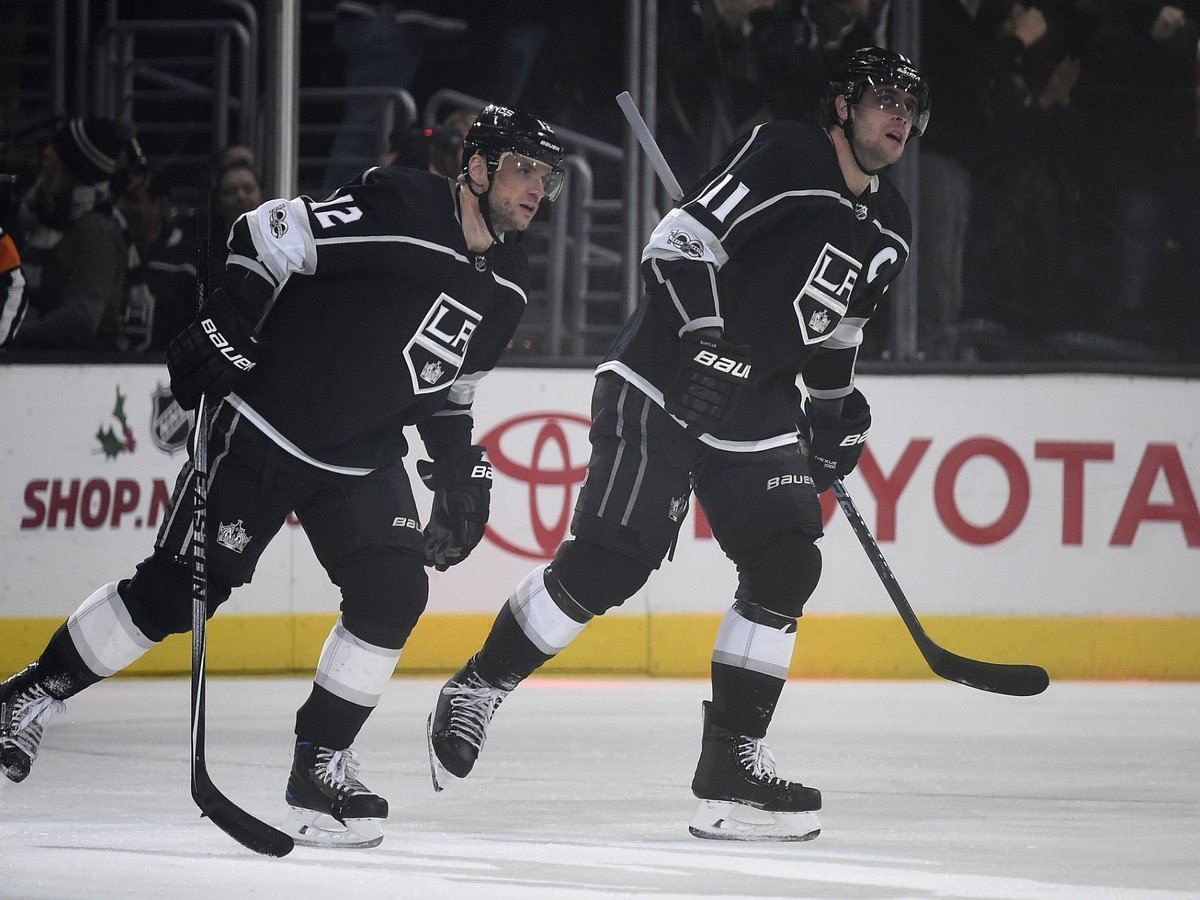 Hráči Los Angeles Kings