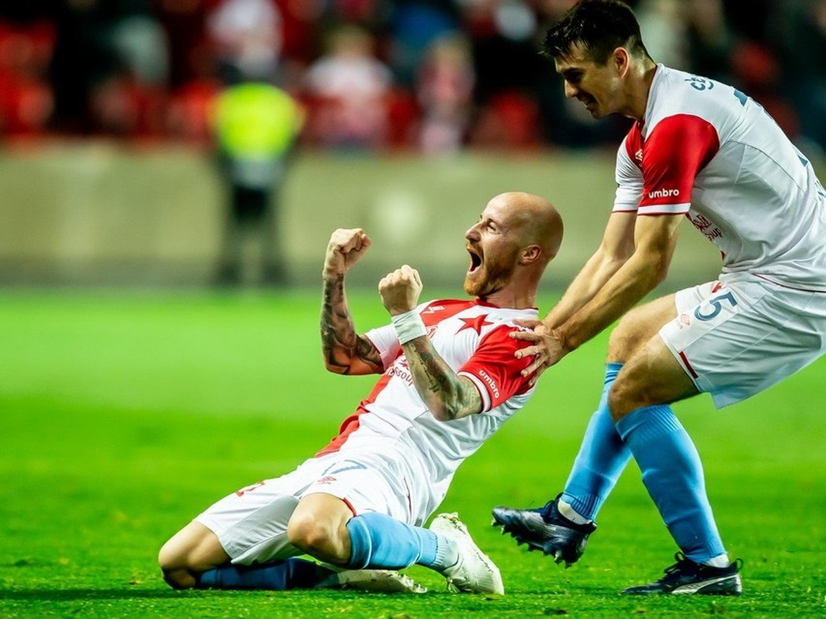 Miroslav Stoch and his