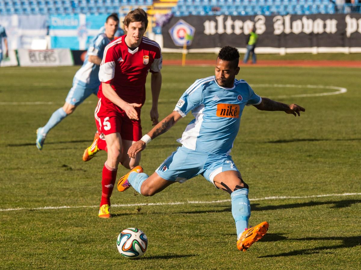Slovan do jari vstúpil výhrou nad bystricou: soumah hrdinom