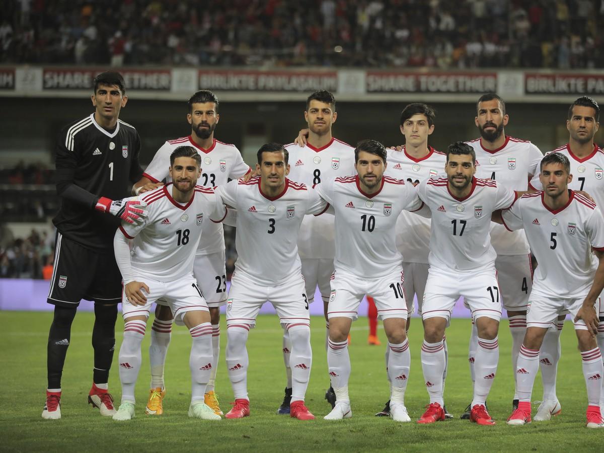 6b8b4e768ce04 Irán na MS vo futbale 2018 - súpiska, program, výsledky, štatistiky a  ďalšie zaujímavosti | Športky.sk