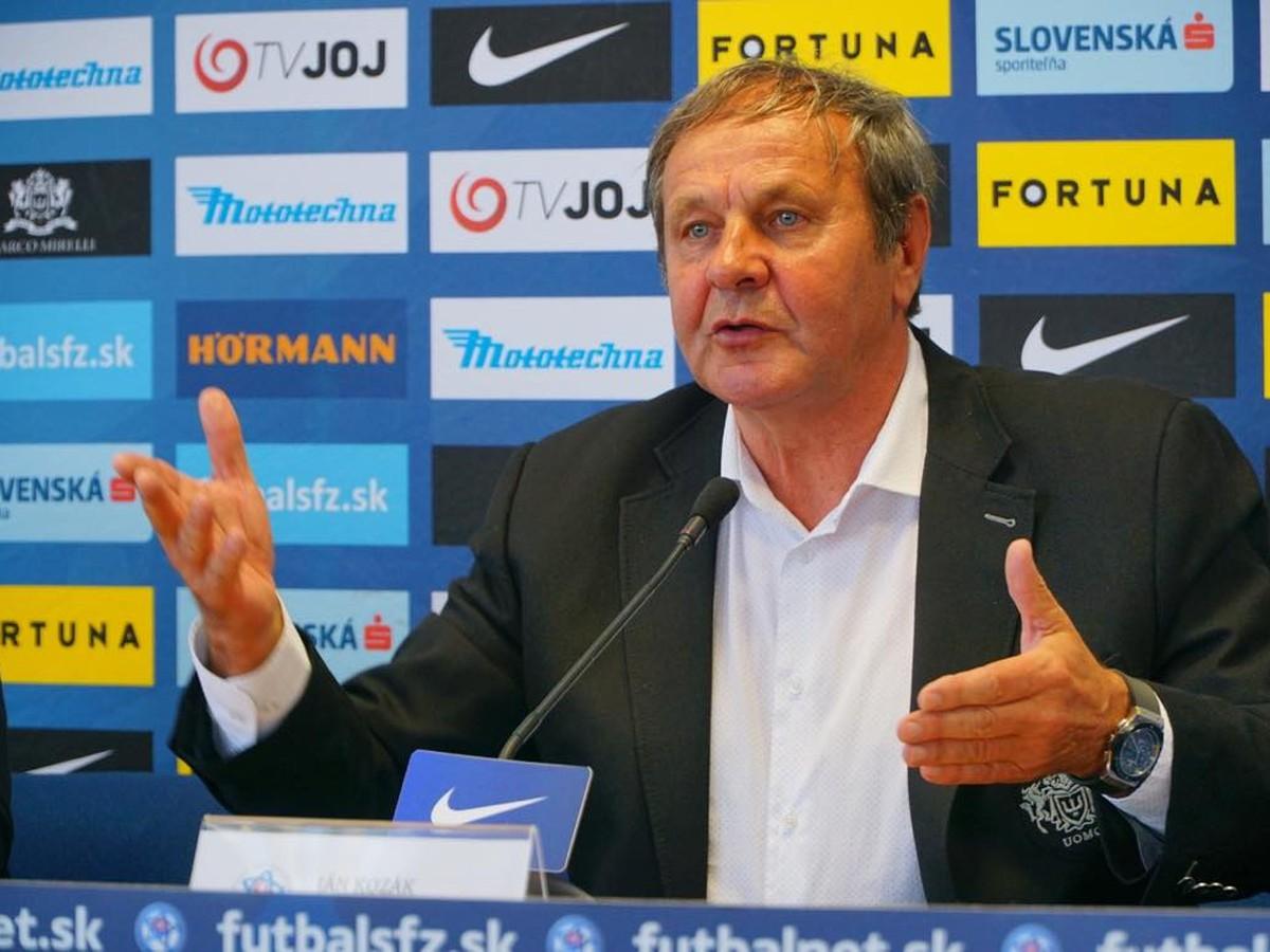 1dafe4cf2 Bleskový výber futbalového zväzu: Poznáme meno nového trénera ...