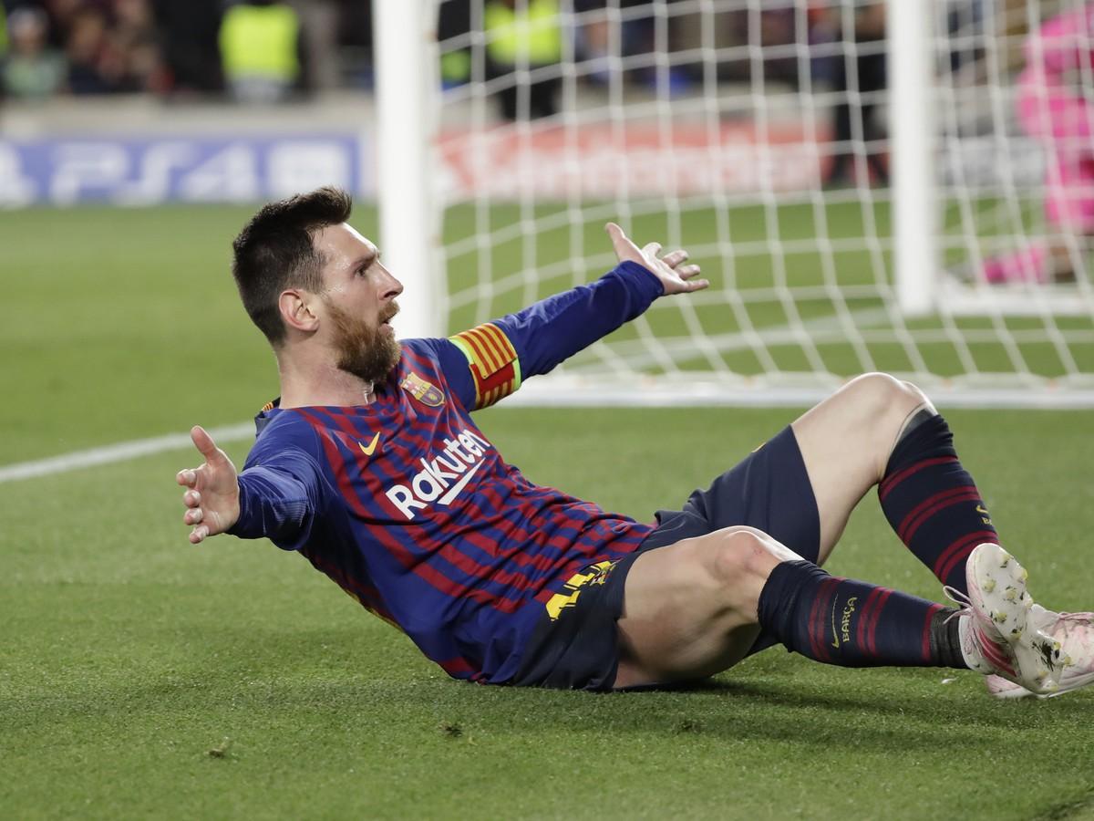 fdf5c8370b Neskutočný Messi v superšlágri dostal Liverpool do kolien  VIDEO  jubilejného gólu z ríše snov!