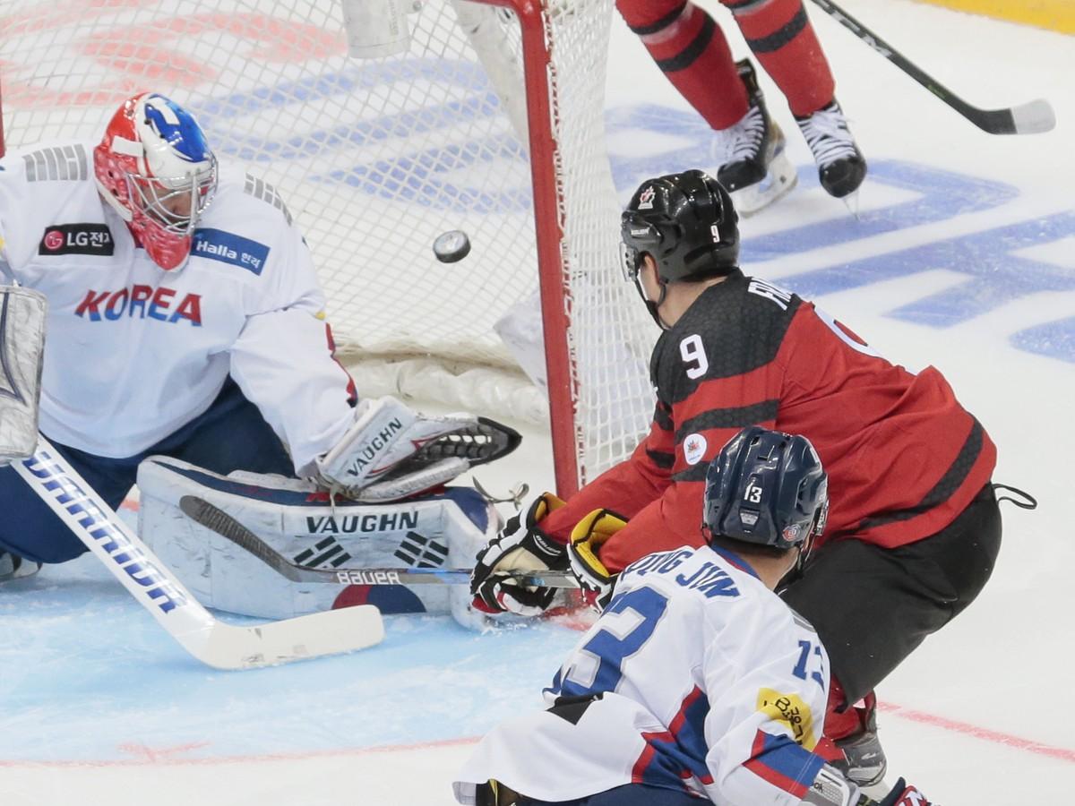 Južná Kórea má v bráne svetový unikát: Toto ste v hokeji možno ešte ...
