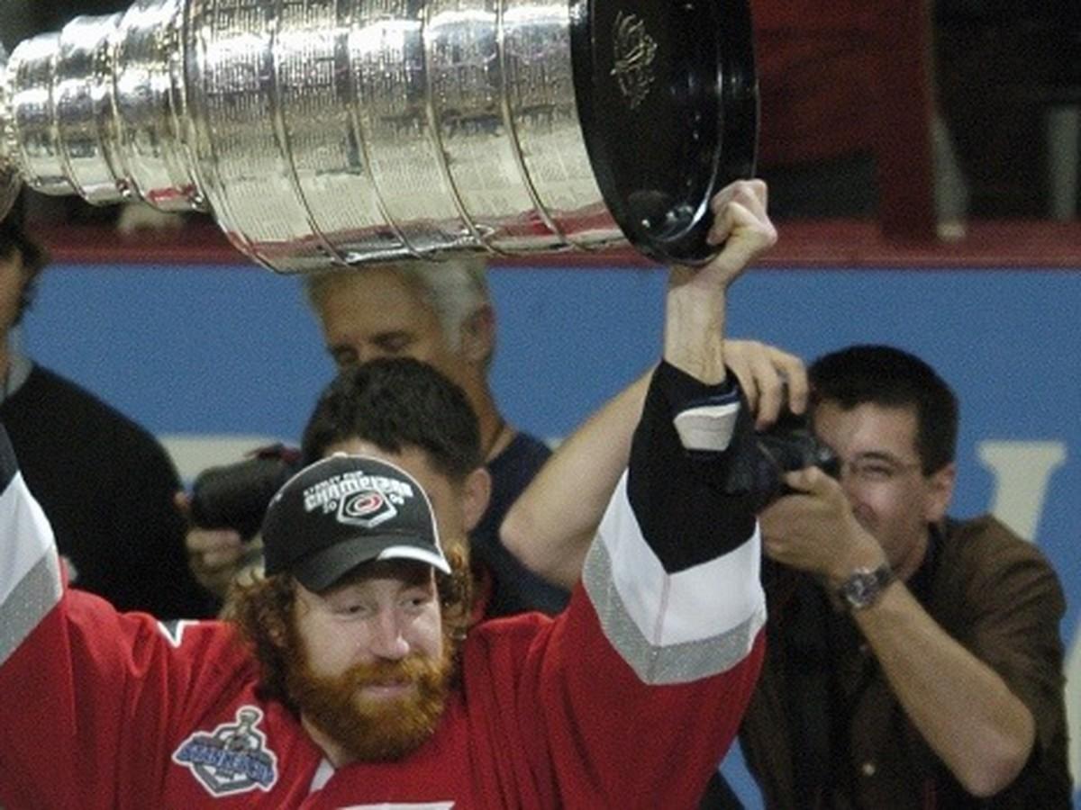 A cabstar tornou-se o campeão mundial: o vencedor da Stanley Cup admitiu o que o levou a fazê-lo