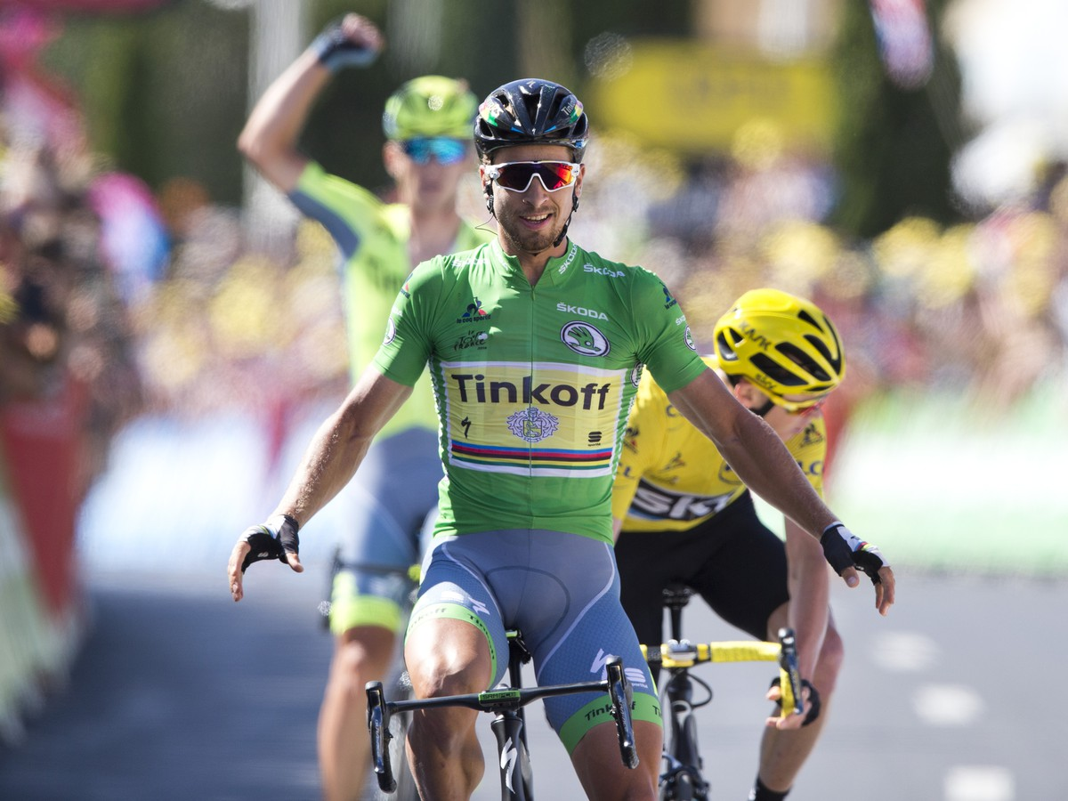 a26bb506e15ac VIDEO Sagan každého posadil na zadok: Neuveriteľný únik doviedol až do  víťazného konca!   Športky.sk
