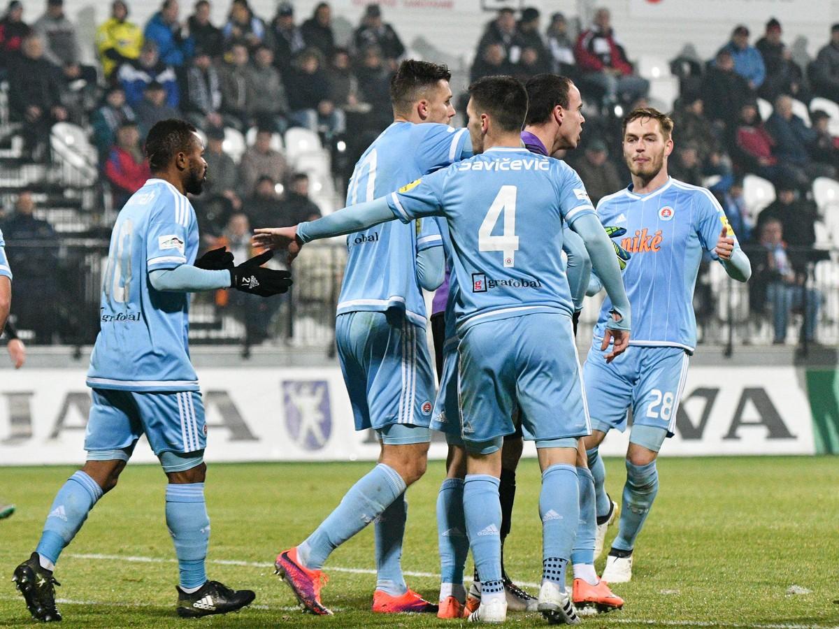 Slovan continua concentrando-se na Turquia: Ele esperava até 8 partidas em quatro semanas!