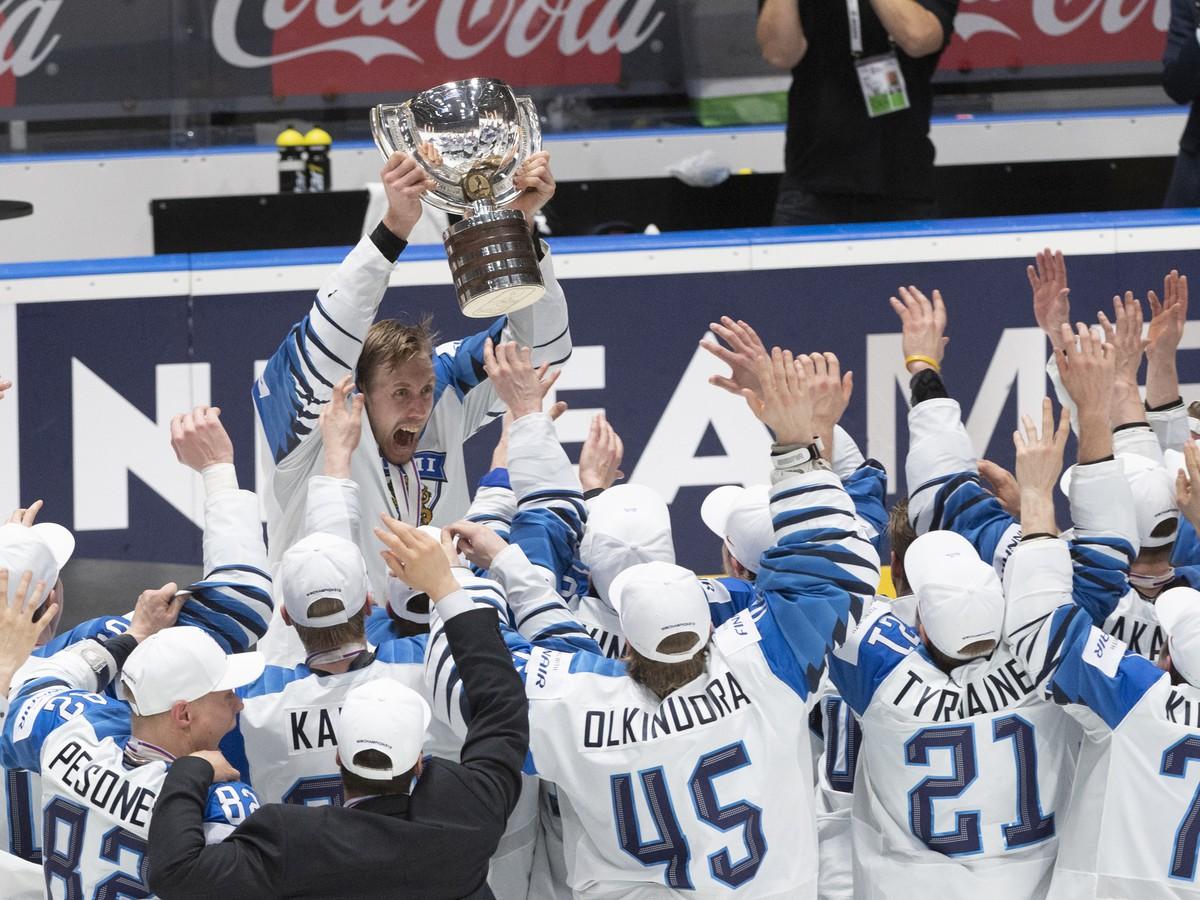 289847d073bef Z fínskych hokejistov sú národní hrdinovia: Nikto nám neveril, ale ...