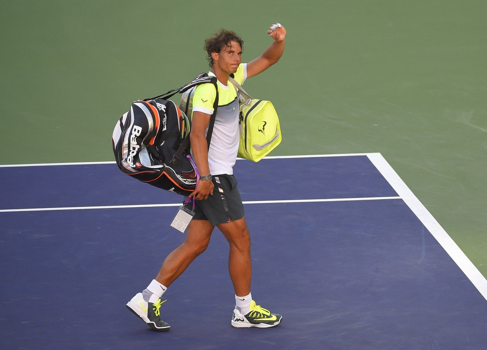 Rafael Nadal turnaj v
