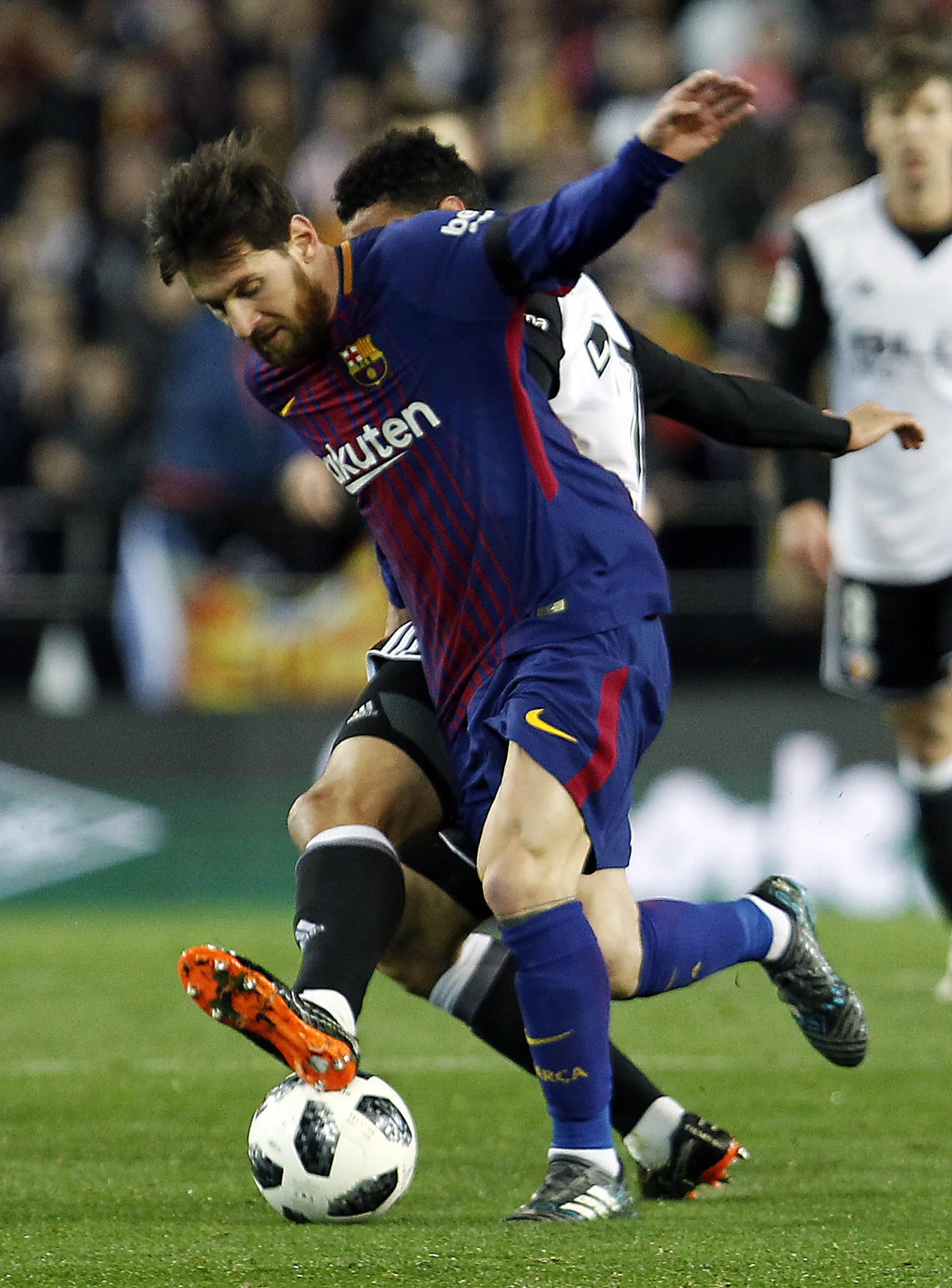 Lionel Messi a Francis