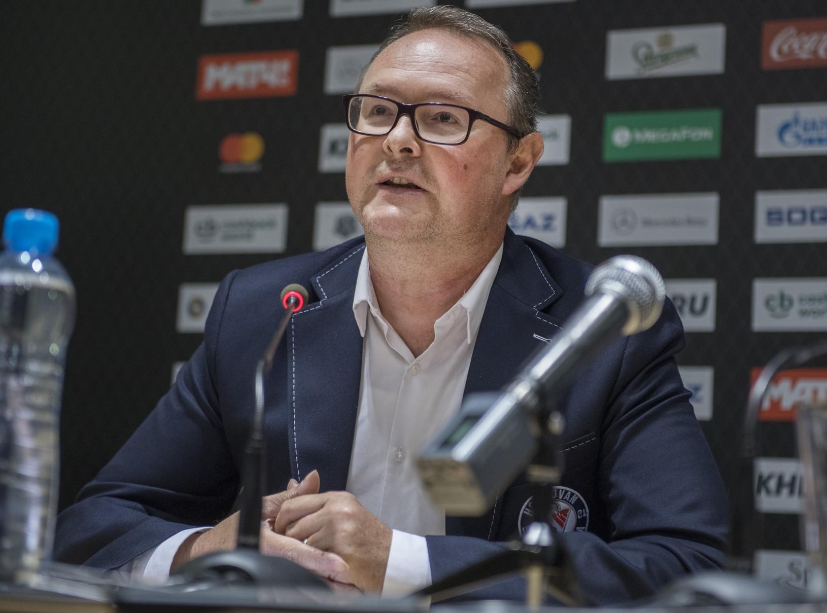 Marketingový riaditeľ HC Slovan
