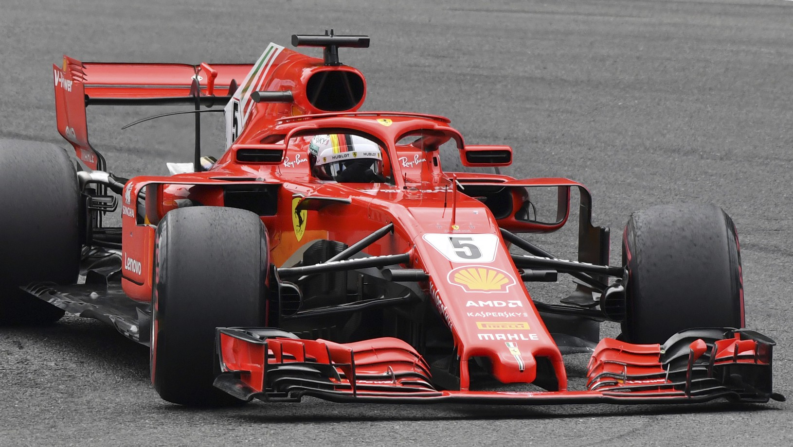 Sebastian Vettel ovládol Veľkú