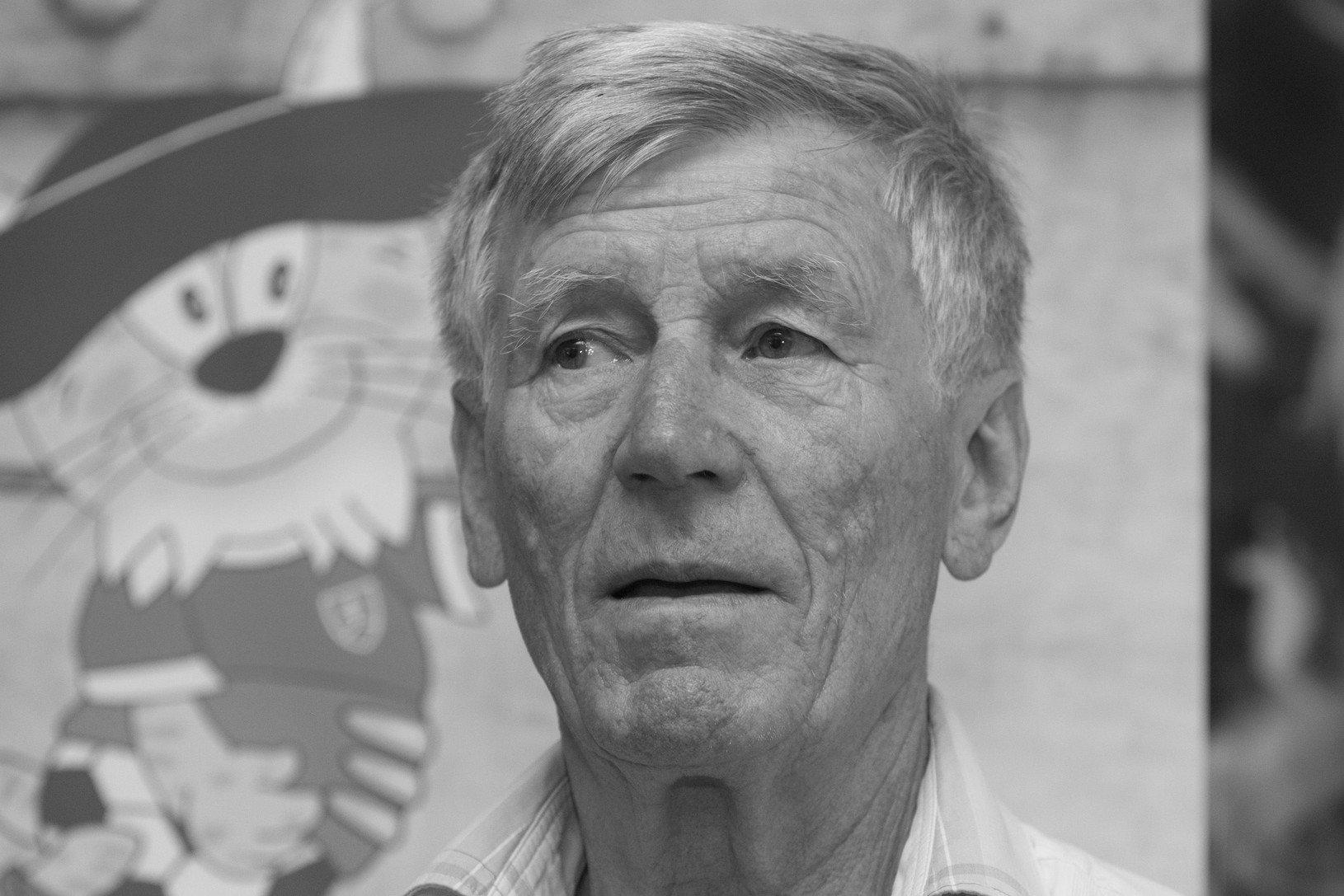 Bývalý slovenský futbalista a